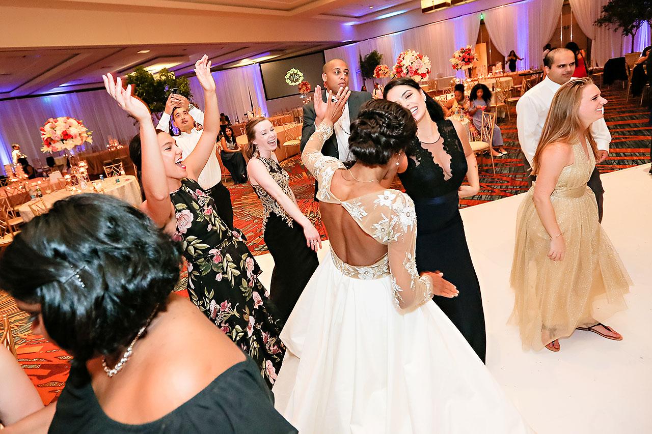 Joie Nikhil JW Marriott Indianapolis Wedding 221
