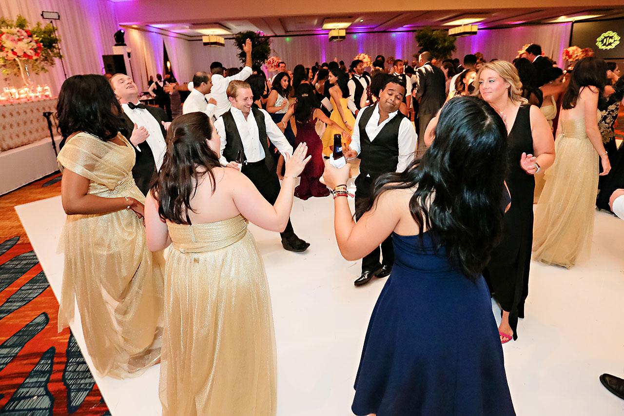 Joie Nikhil JW Marriott Indianapolis Wedding 216