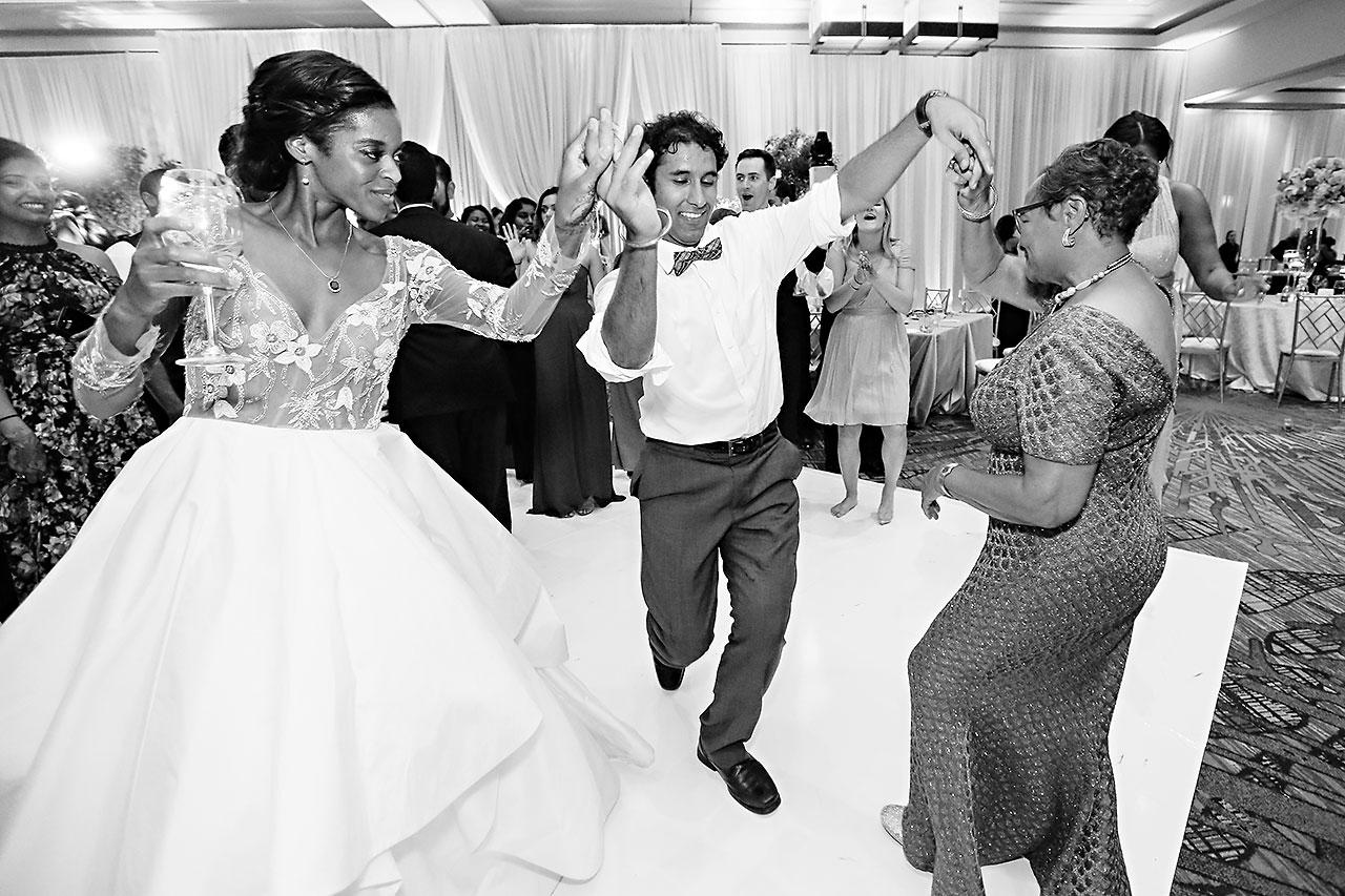 Joie Nikhil JW Marriott Indianapolis Wedding 212