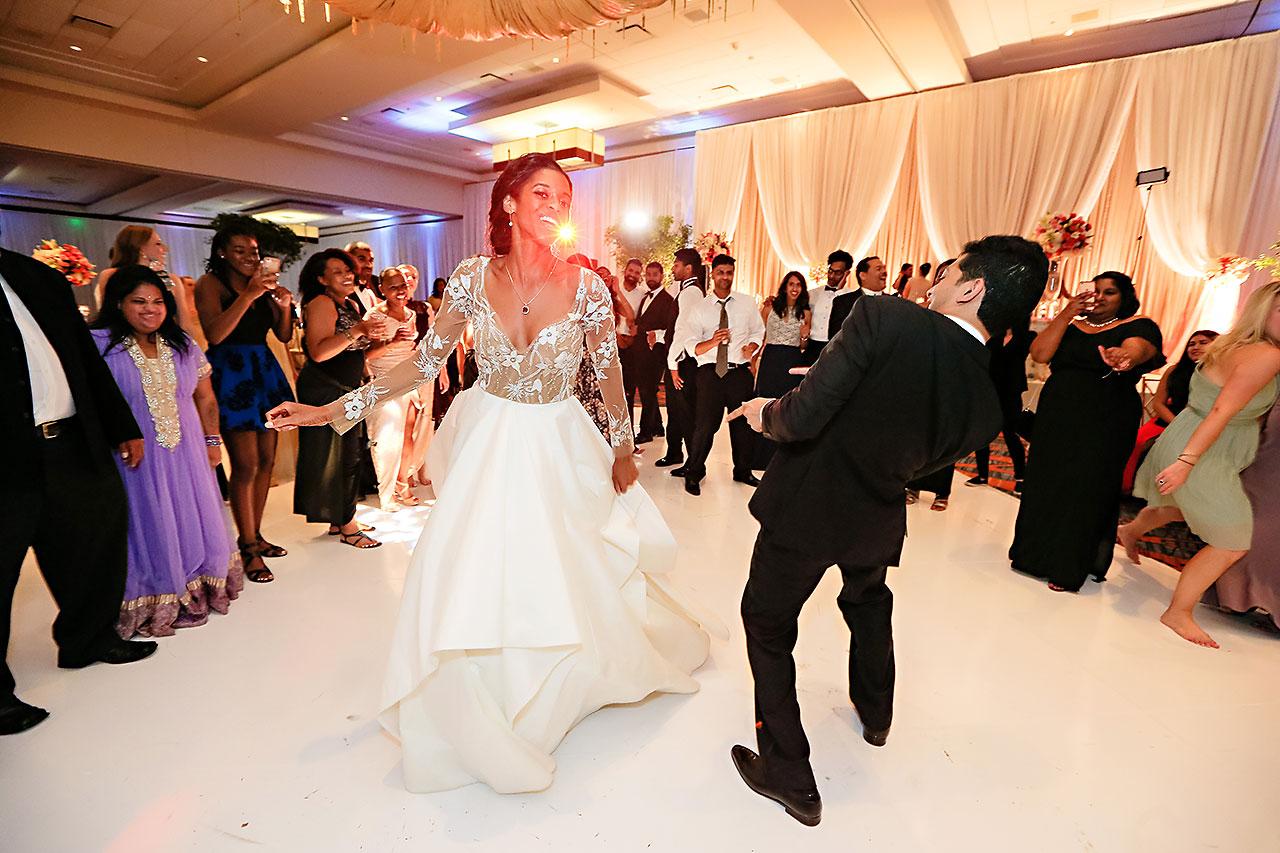 Joie Nikhil JW Marriott Indianapolis Wedding 209