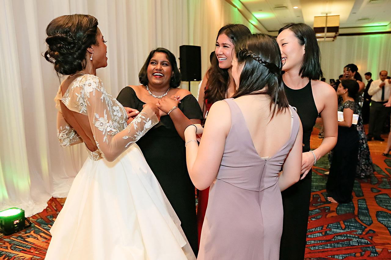 Joie Nikhil JW Marriott Indianapolis Wedding 202