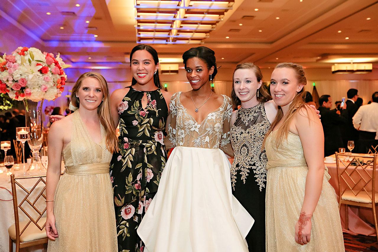 Joie Nikhil JW Marriott Indianapolis Wedding 180