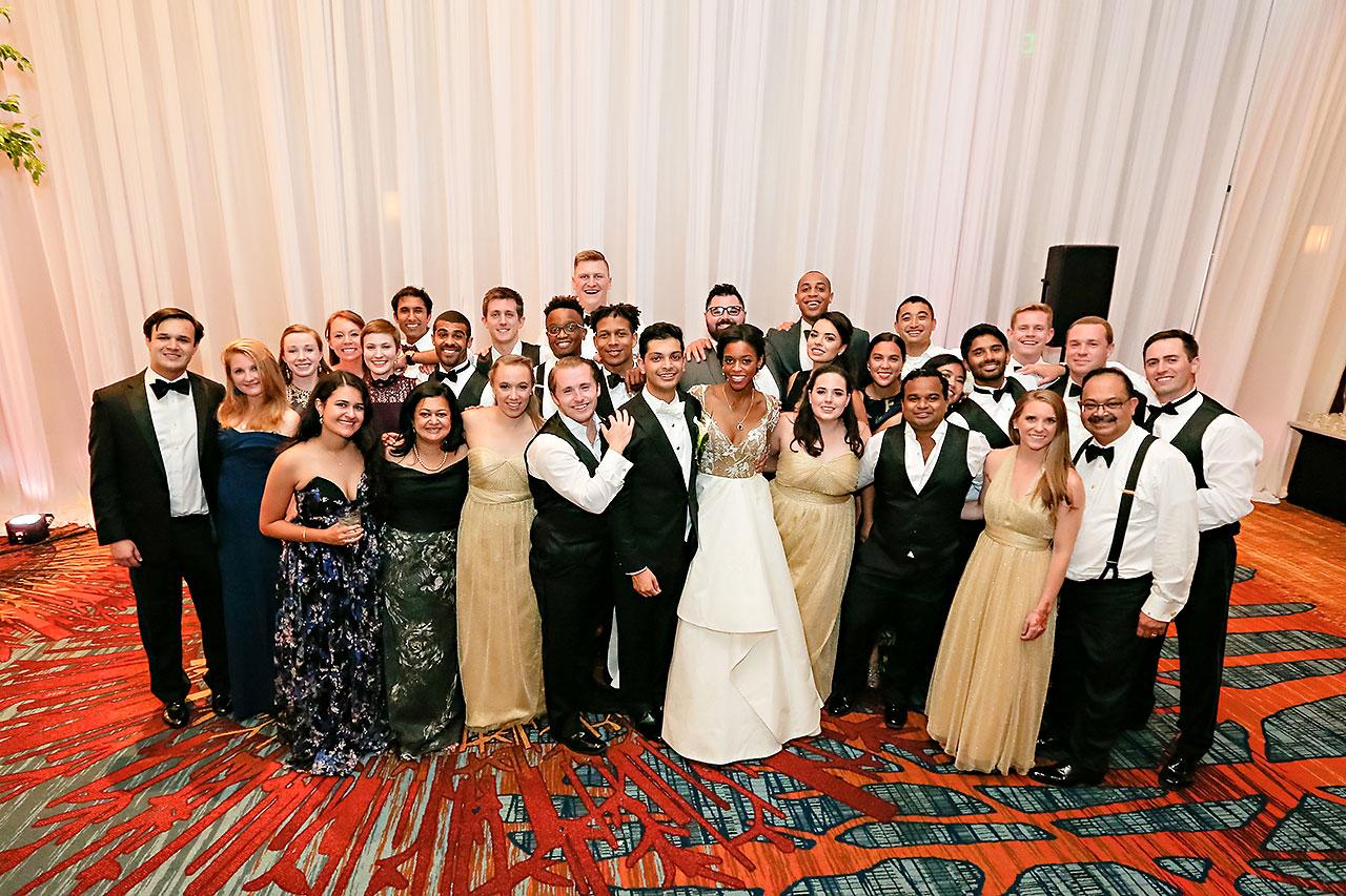 Joie Nikhil JW Marriott Indianapolis Wedding 176
