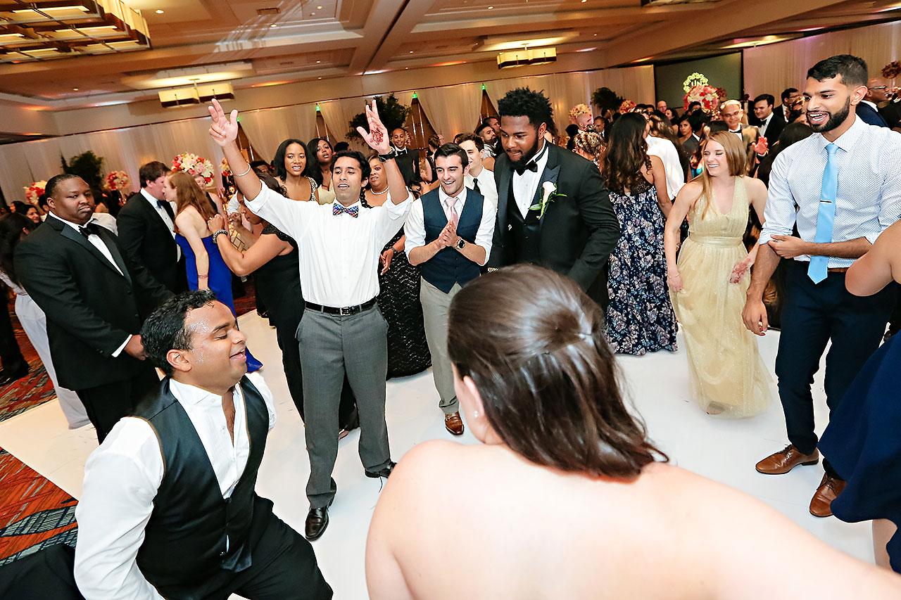 Joie Nikhil JW Marriott Indianapolis Wedding 166