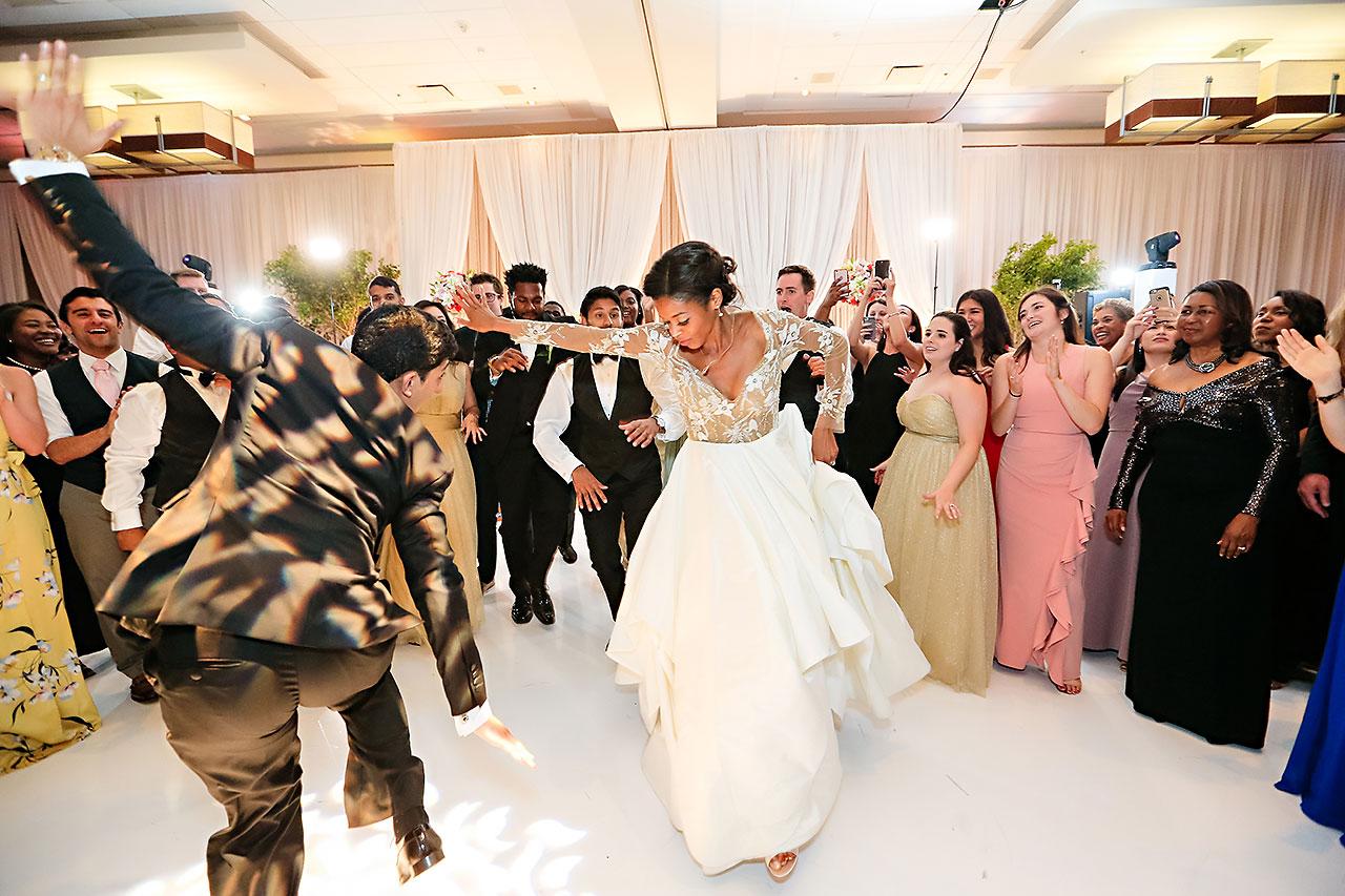 Joie Nikhil JW Marriott Indianapolis Wedding 150