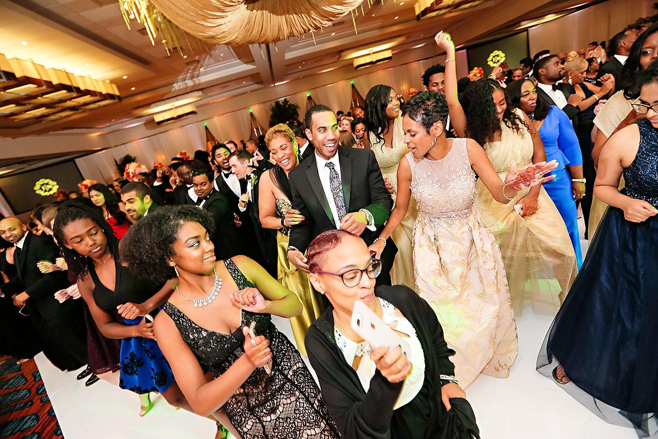 Joie Nikhil JW Marriott Indianapolis Wedding 147