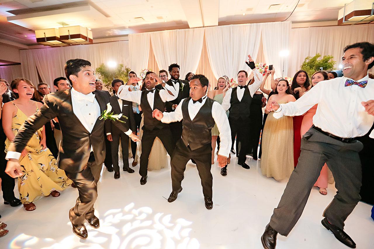 Joie Nikhil JW Marriott Indianapolis Wedding 148