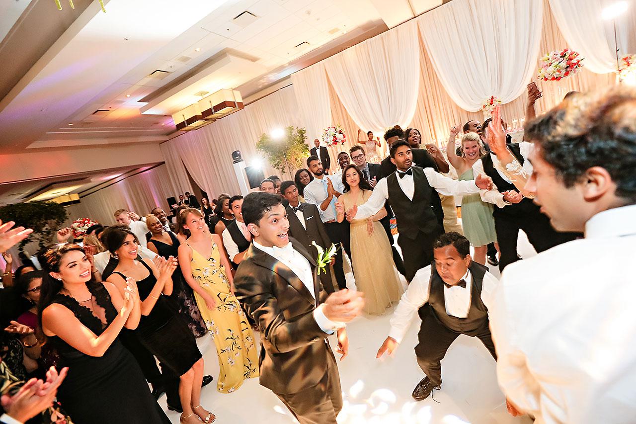 Joie Nikhil JW Marriott Indianapolis Wedding 149