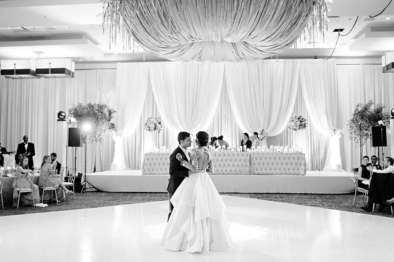 Joie Nikhil JW Marriott Indianapolis Wedding 125