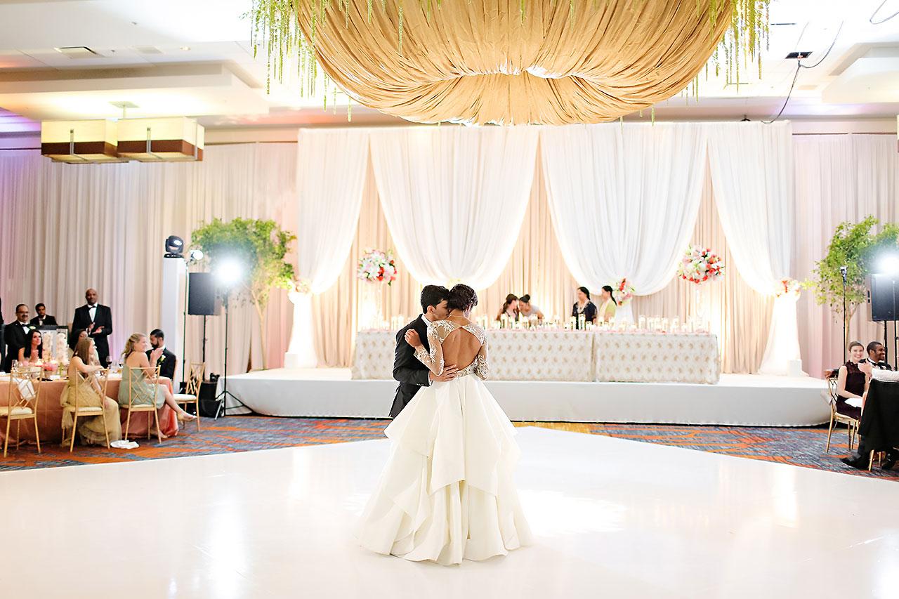Joie Nikhil JW Marriott Indianapolis Wedding 123