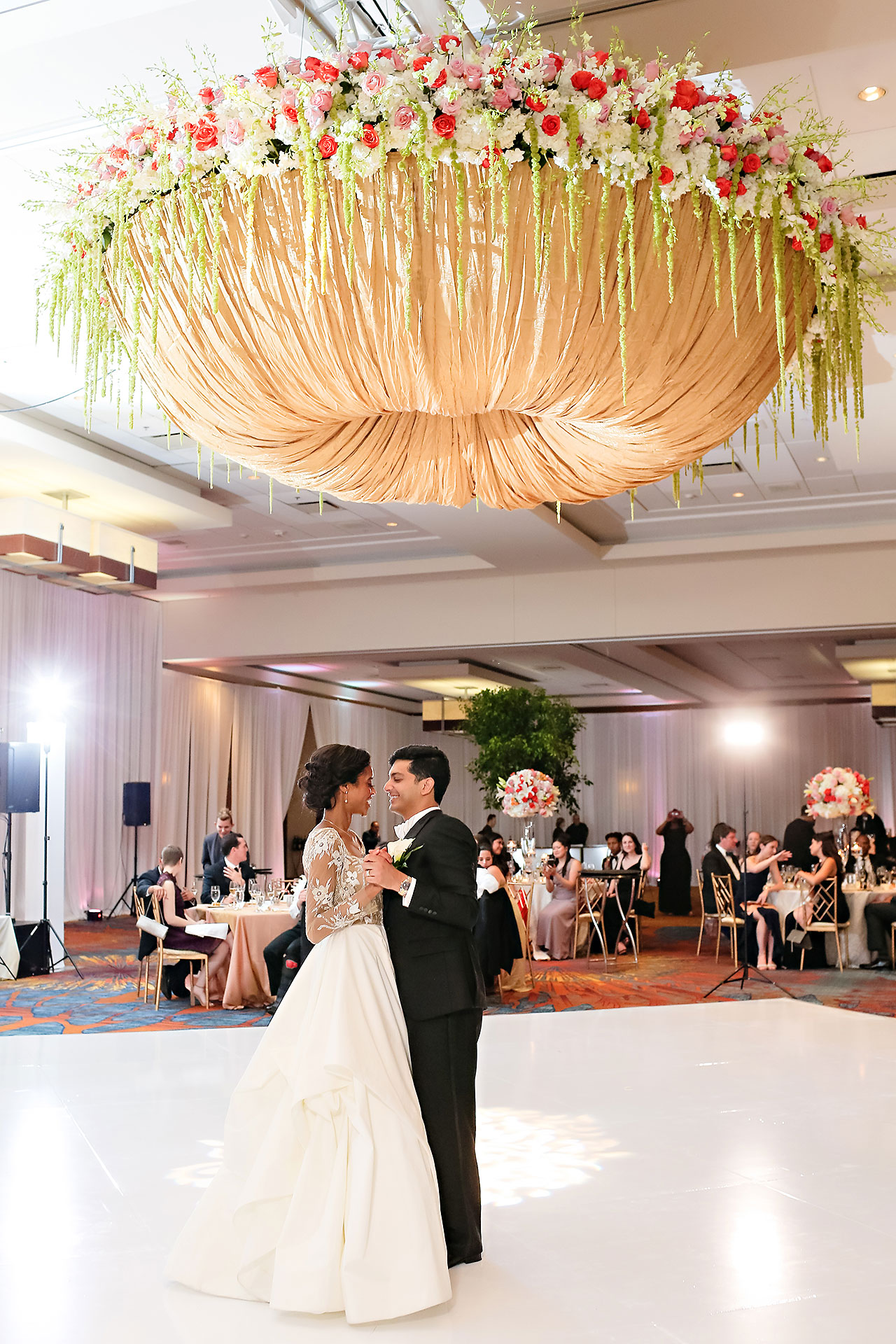 Joie Nikhil JW Marriott Indianapolis Wedding 122