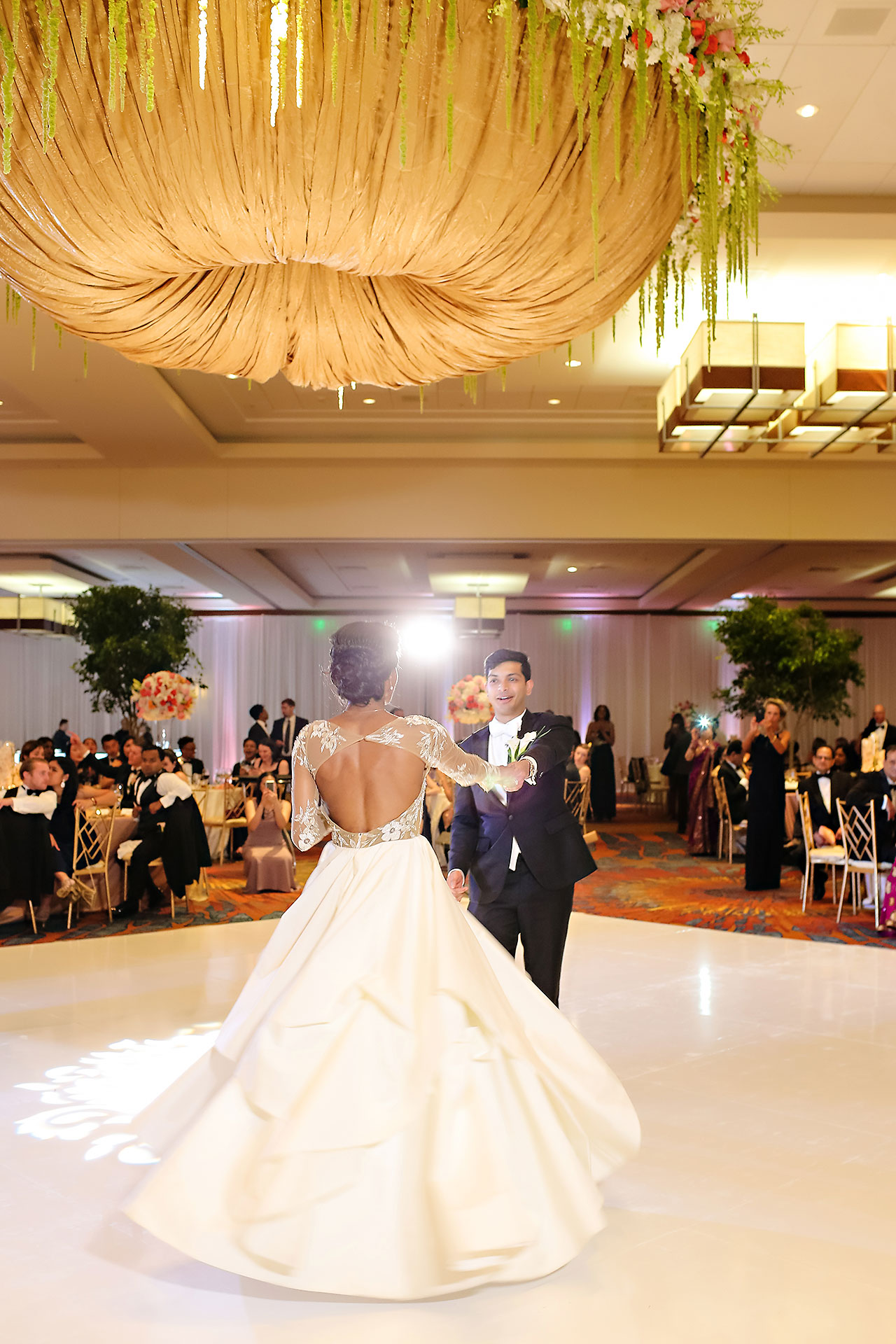 Joie Nikhil JW Marriott Indianapolis Wedding 117