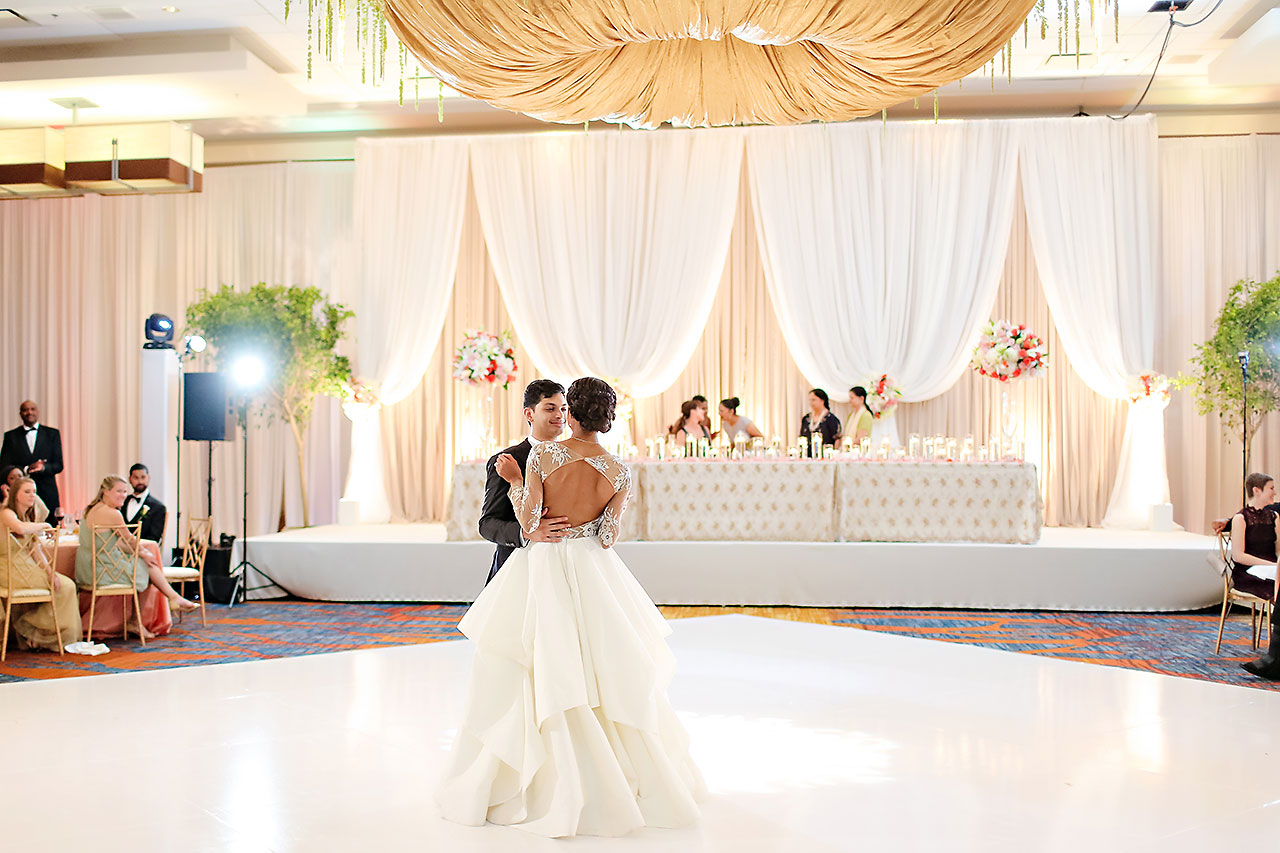 Joie Nikhil JW Marriott Indianapolis Wedding 118