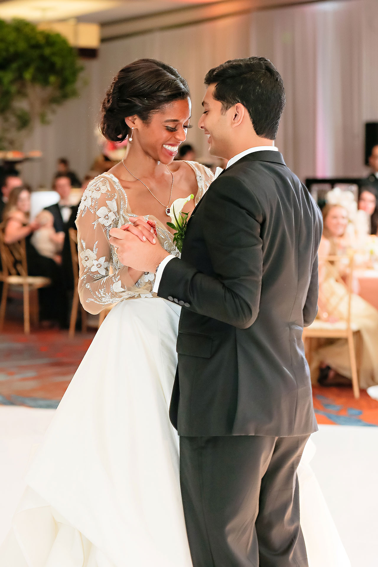 Joie Nikhil JW Marriott Indianapolis Wedding 116