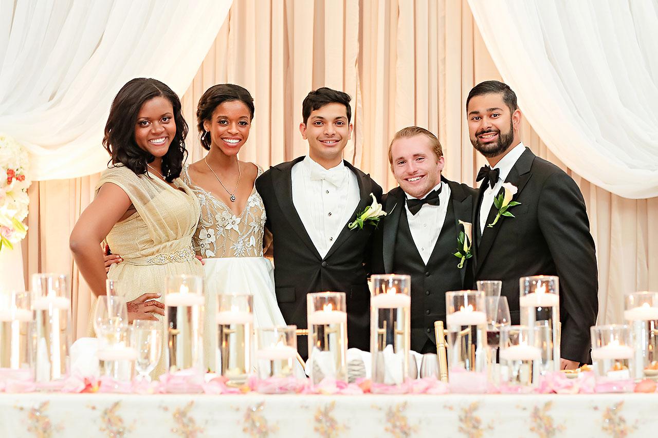 Joie Nikhil JW Marriott Indianapolis Wedding 109