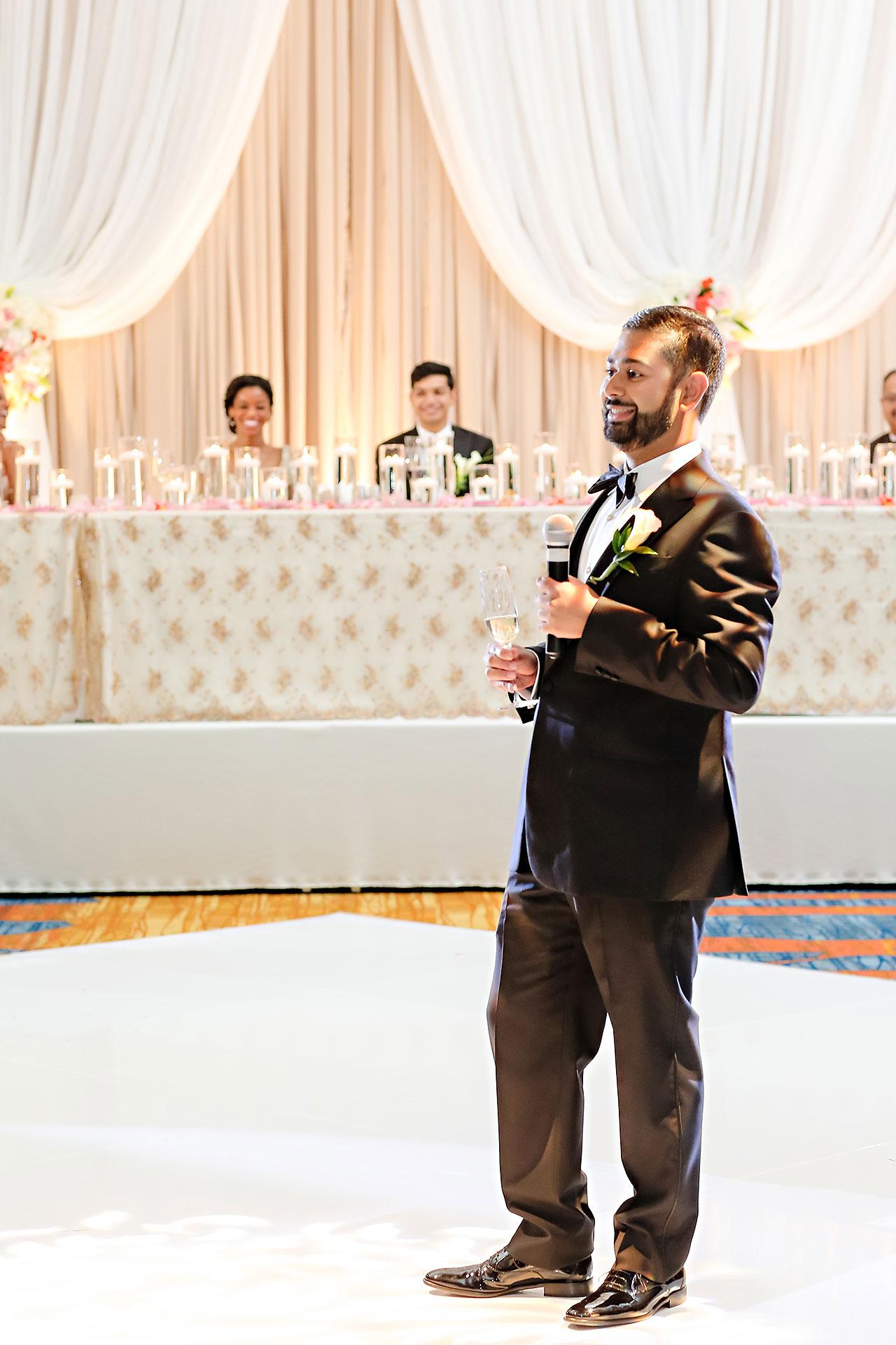 Joie Nikhil JW Marriott Indianapolis Wedding 101