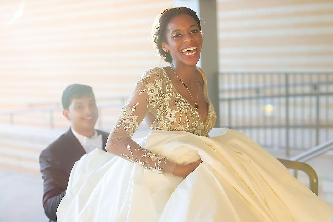 Joie Nikhil Indianapolis Christian Wedding 220