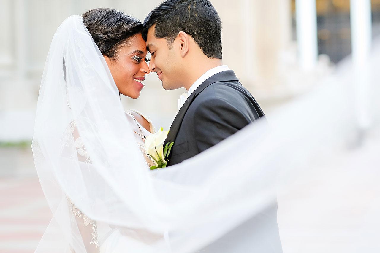 Joie Nikhil Indianapolis Christian Wedding 217