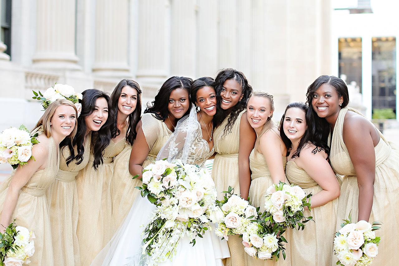 Joie Nikhil Indianapolis Christian Wedding 218