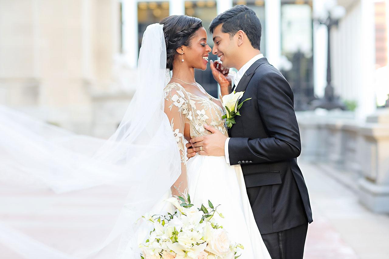 Joie Nikhil Indianapolis Christian Wedding 214