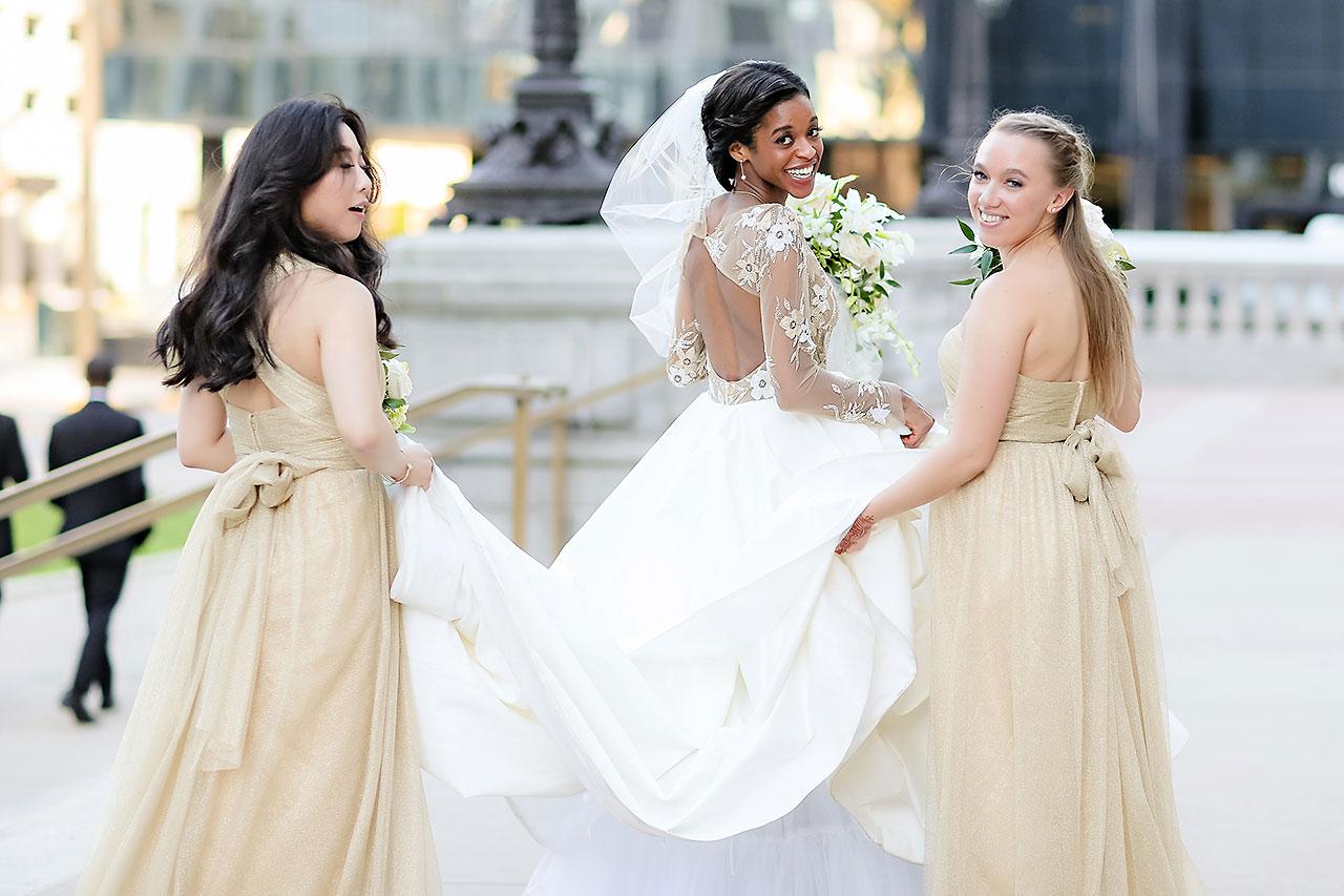 Joie Nikhil Indianapolis Christian Wedding 216