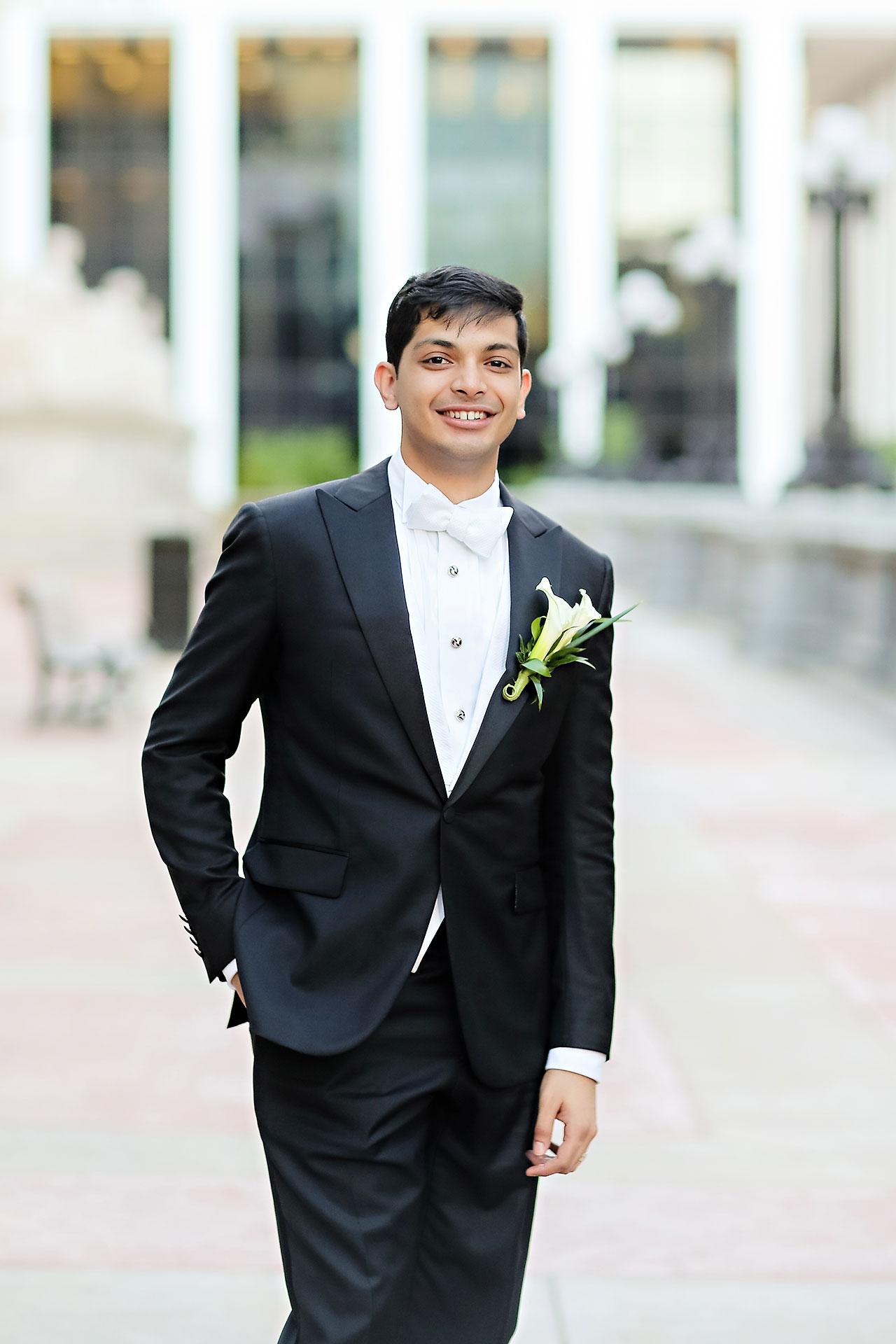 Joie Nikhil Indianapolis Christian Wedding 213
