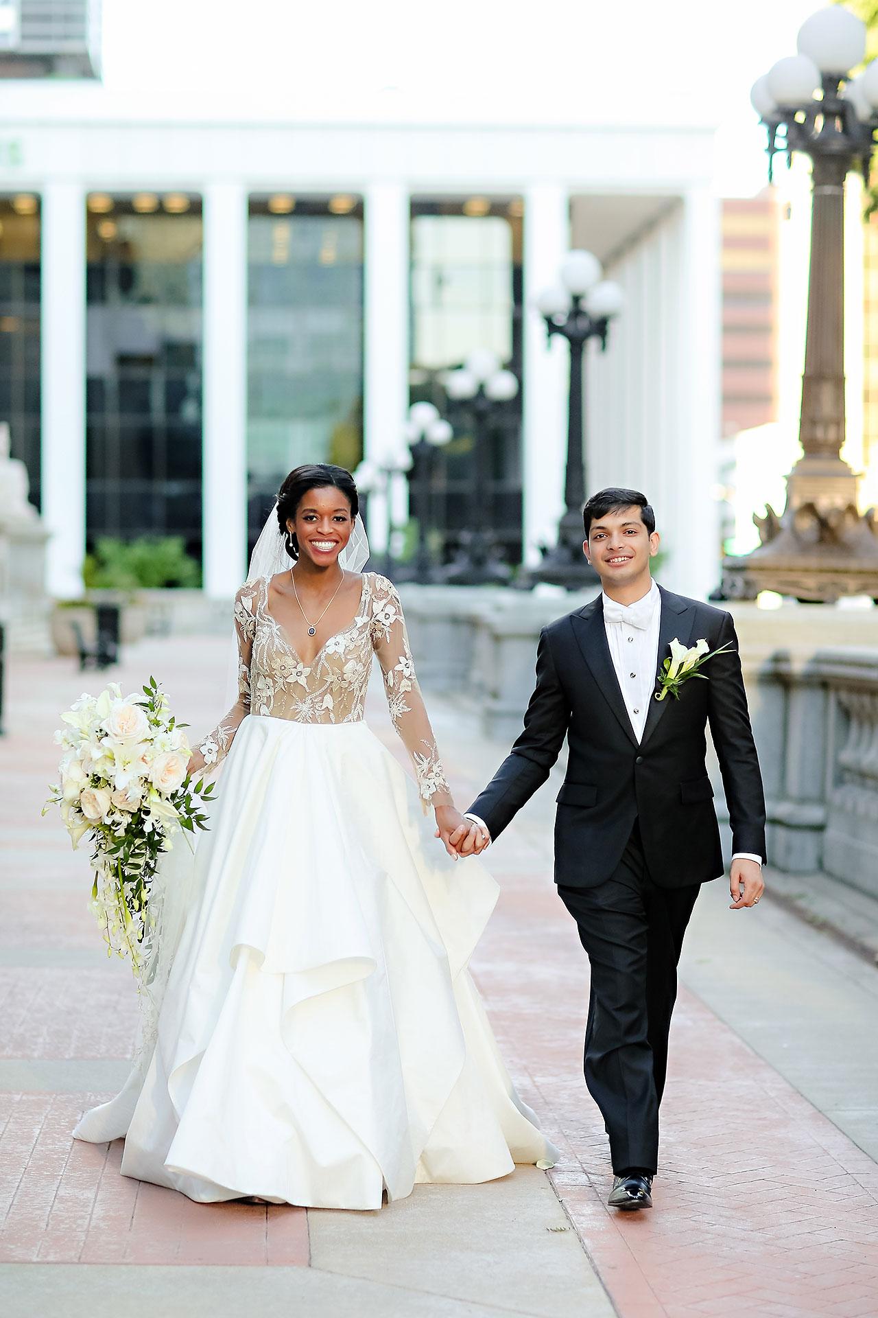 Joie Nikhil Indianapolis Christian Wedding 210