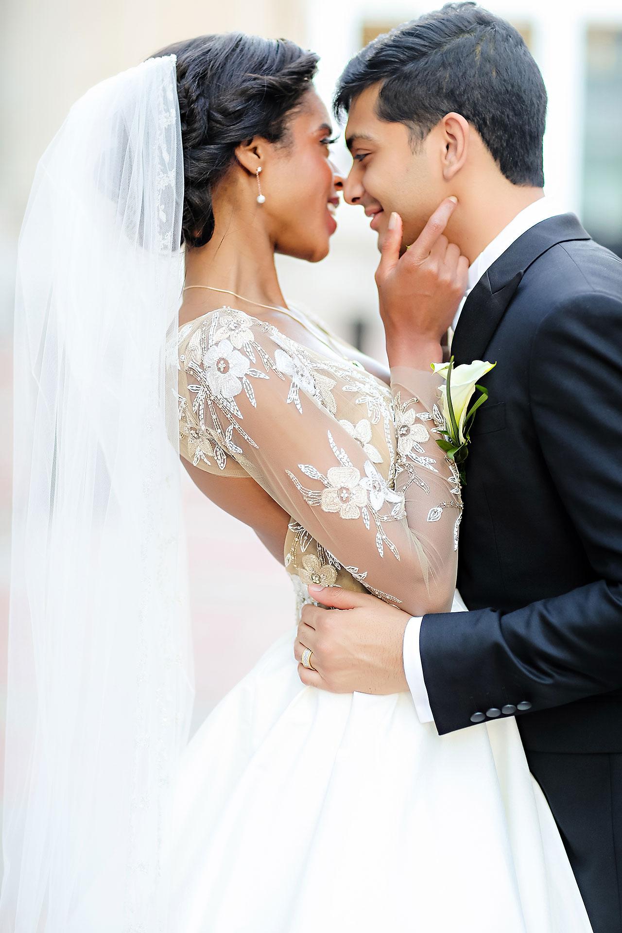 Joie Nikhil Indianapolis Christian Wedding 211