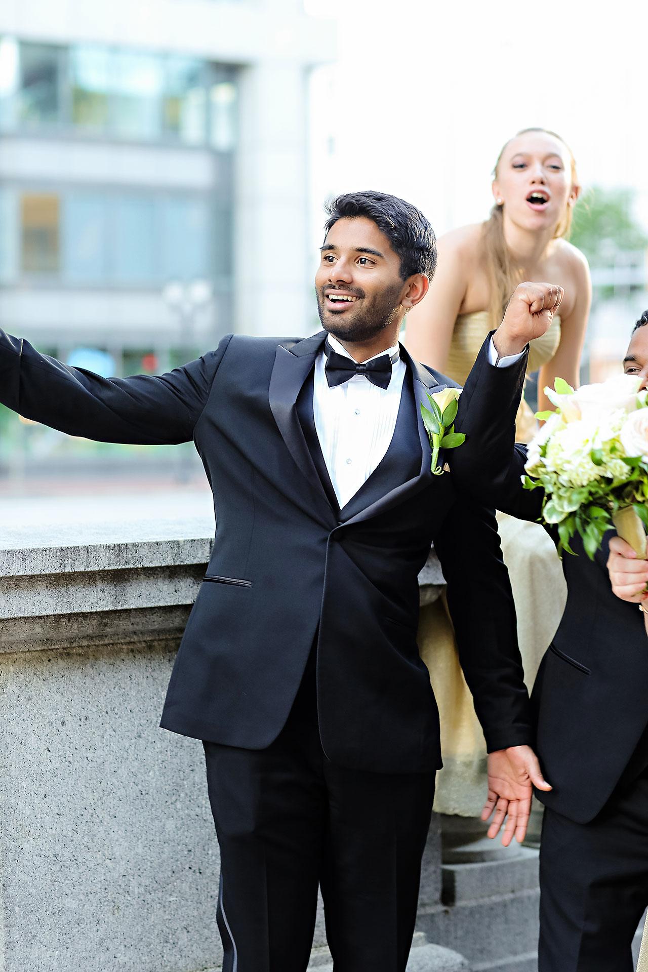 Joie Nikhil Indianapolis Christian Wedding 207