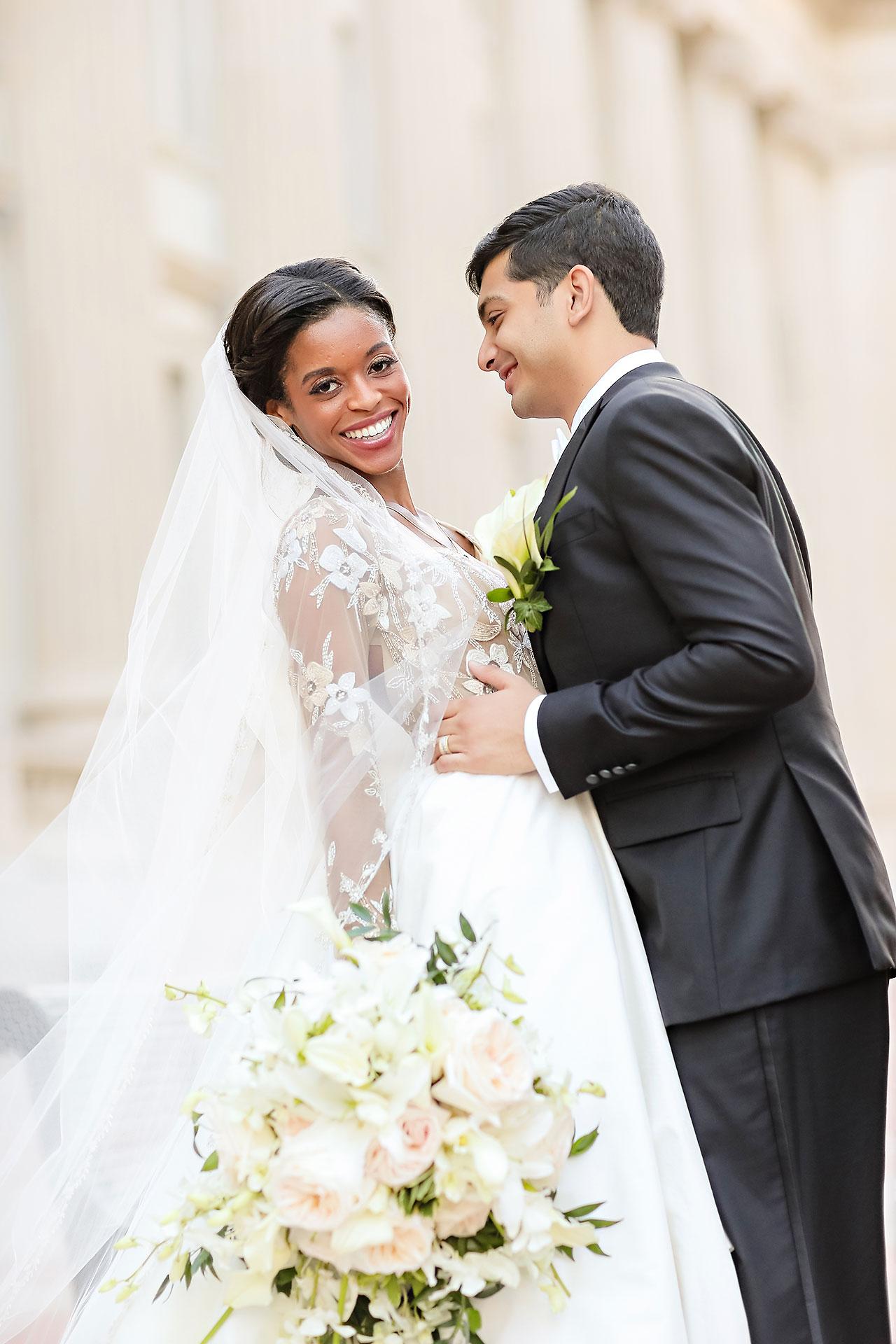 Joie Nikhil Indianapolis Christian Wedding 208