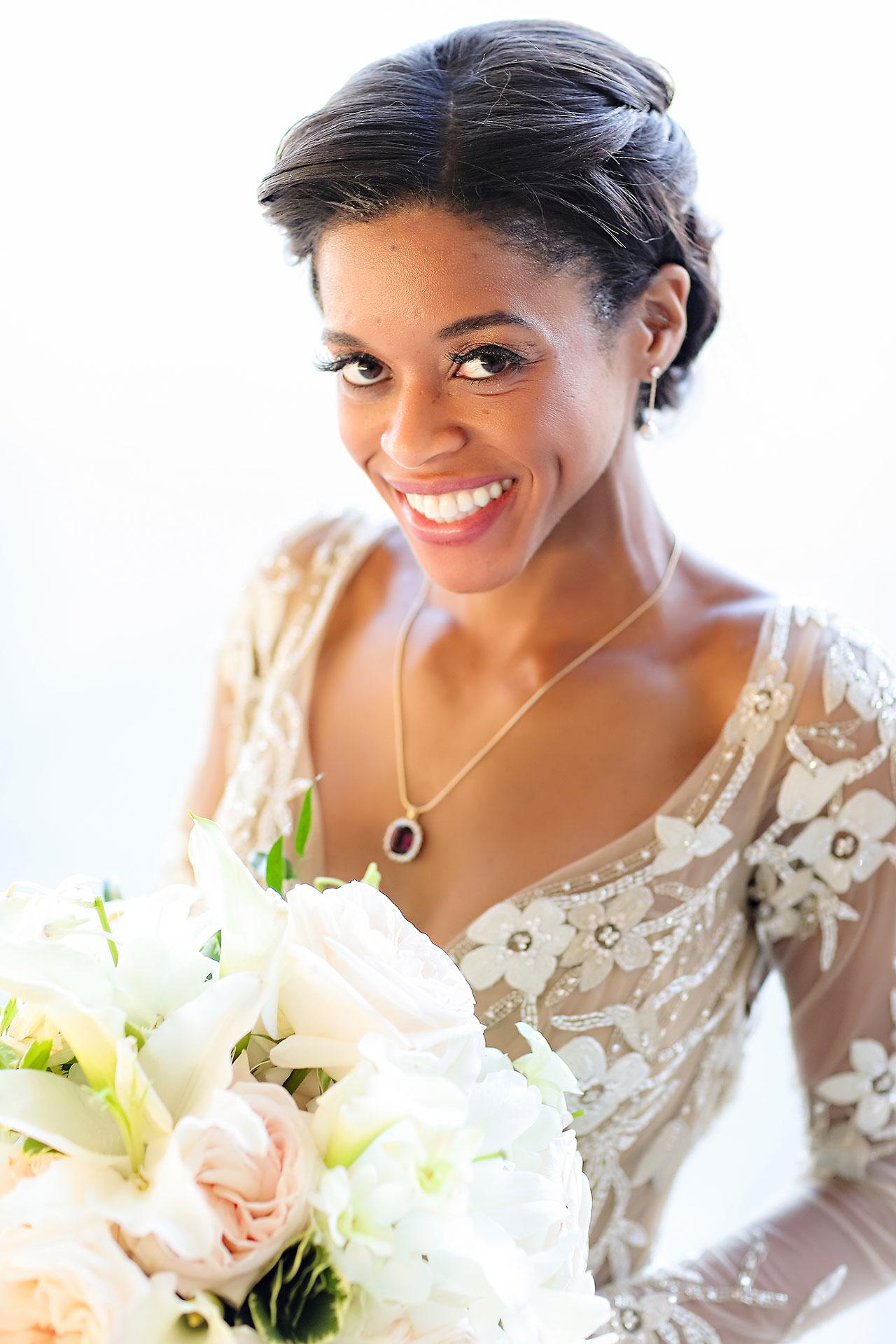 Joie Nikhil Indianapolis Christian Wedding 209