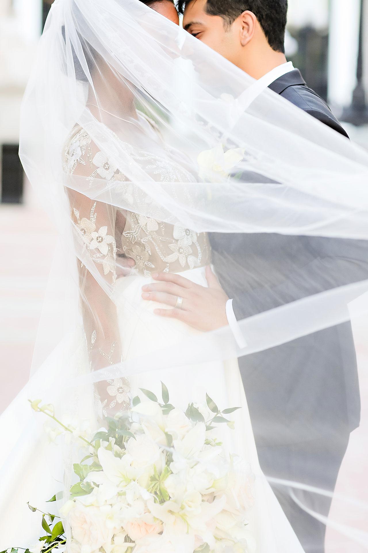 Joie Nikhil Indianapolis Christian Wedding 206