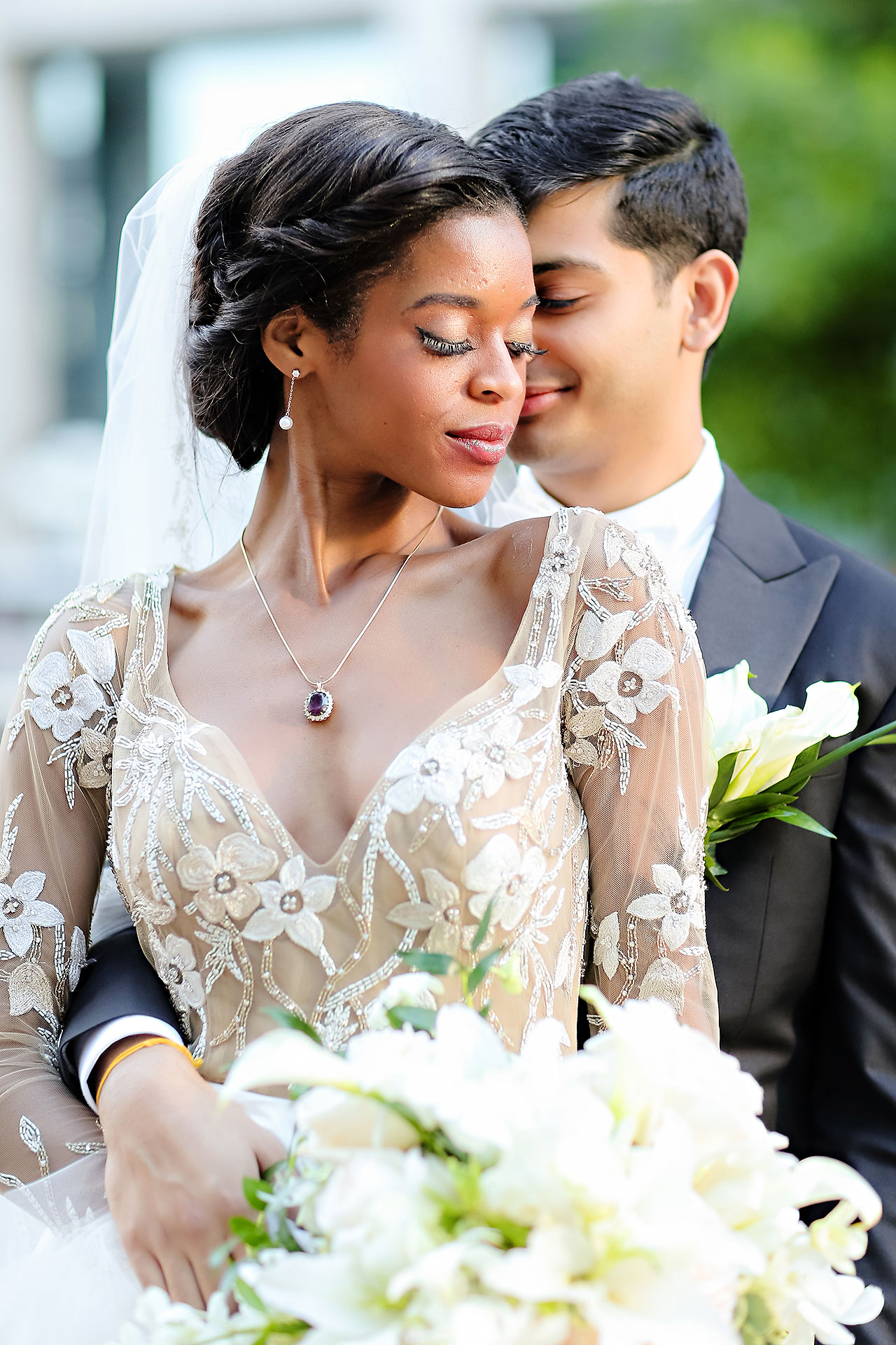Joie Nikhil Indianapolis Christian Wedding 202