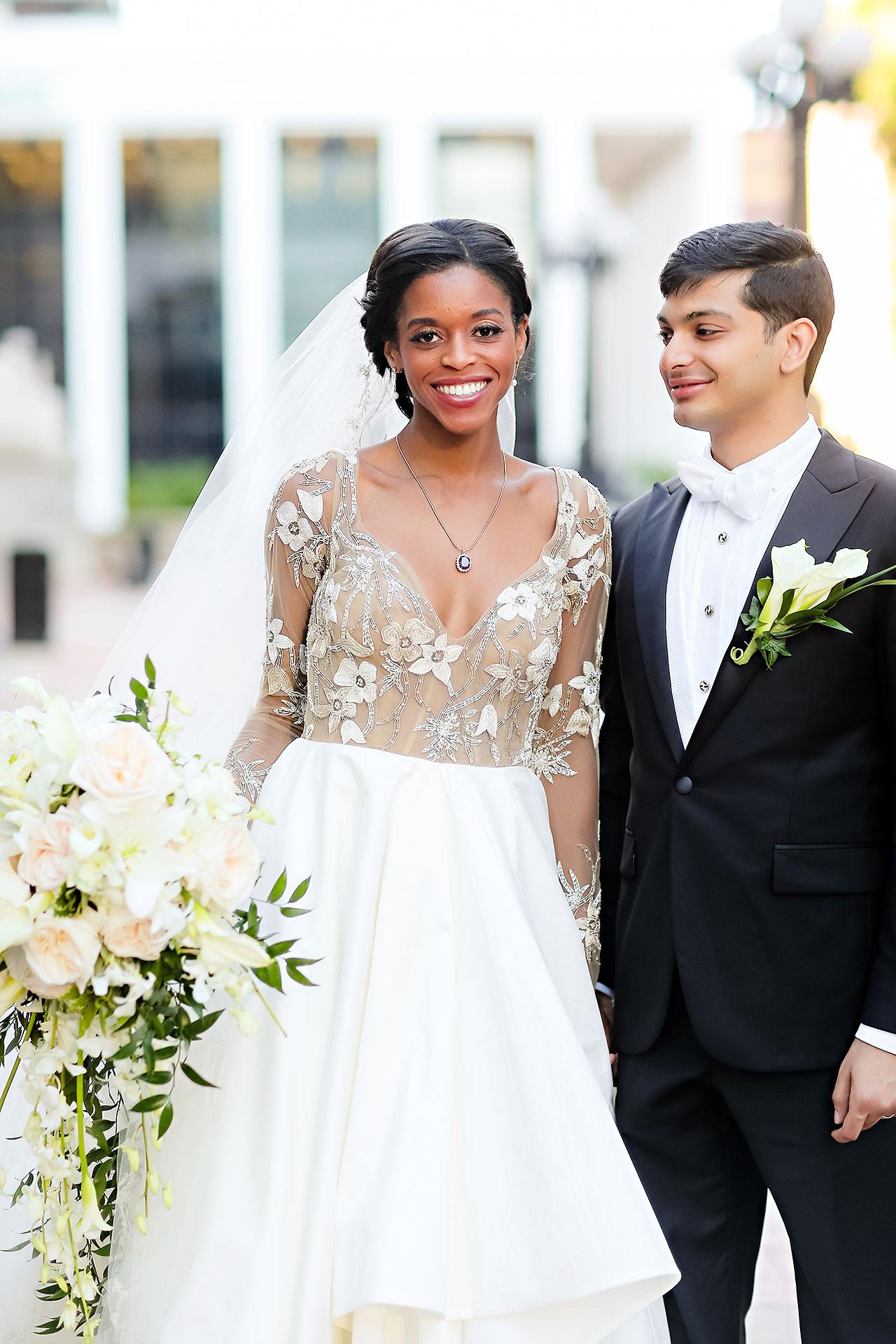Joie Nikhil Indianapolis Christian Wedding 203