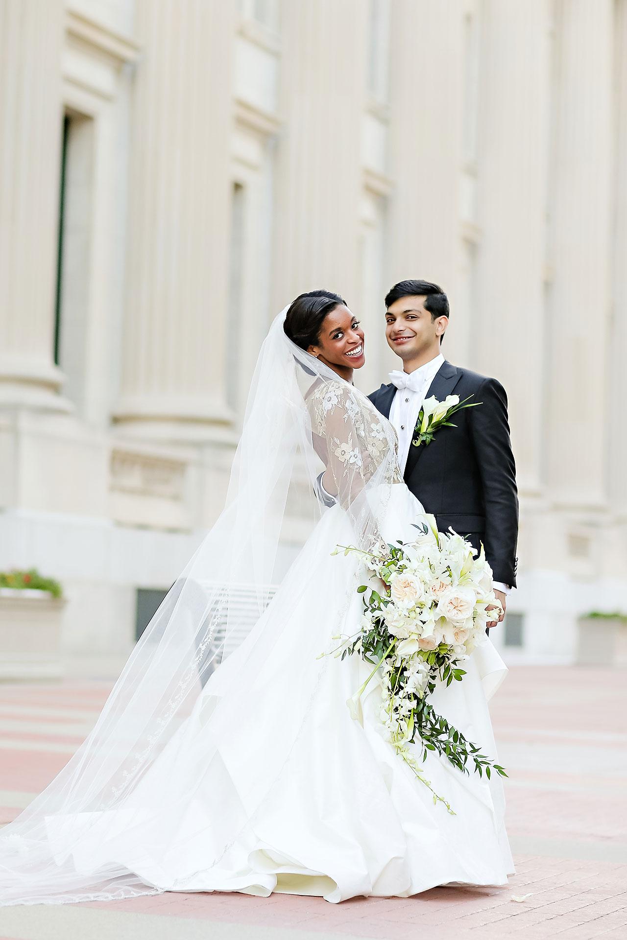 Joie Nikhil Indianapolis Christian Wedding 201