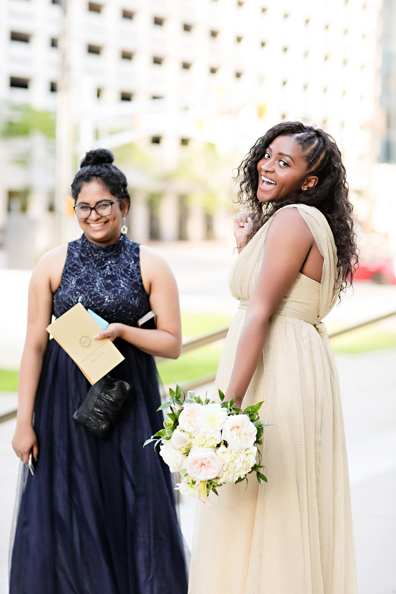 Joie Nikhil Indianapolis Christian Wedding 197