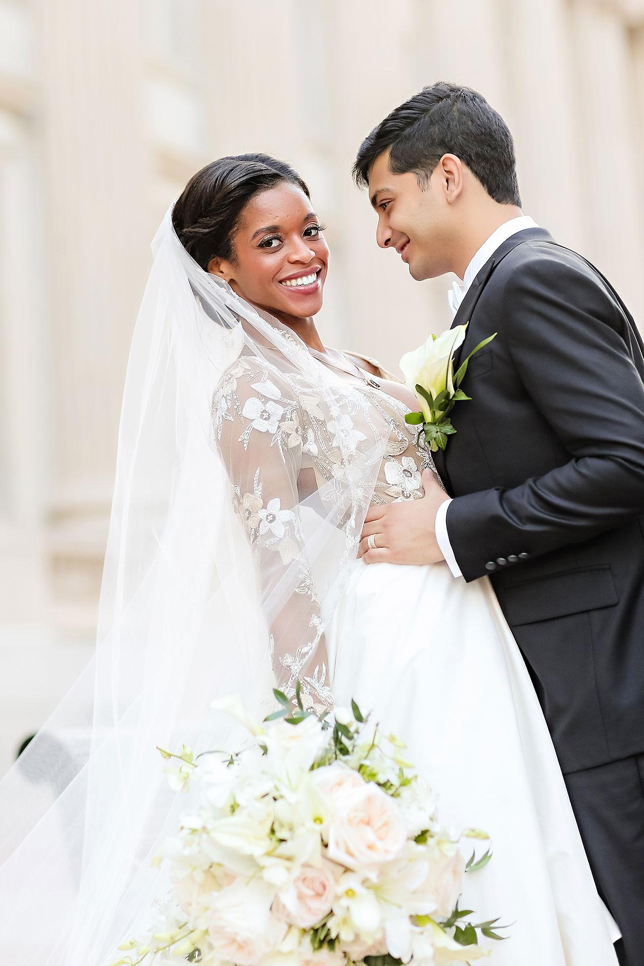 Joie Nikhil Indianapolis Christian Wedding 195
