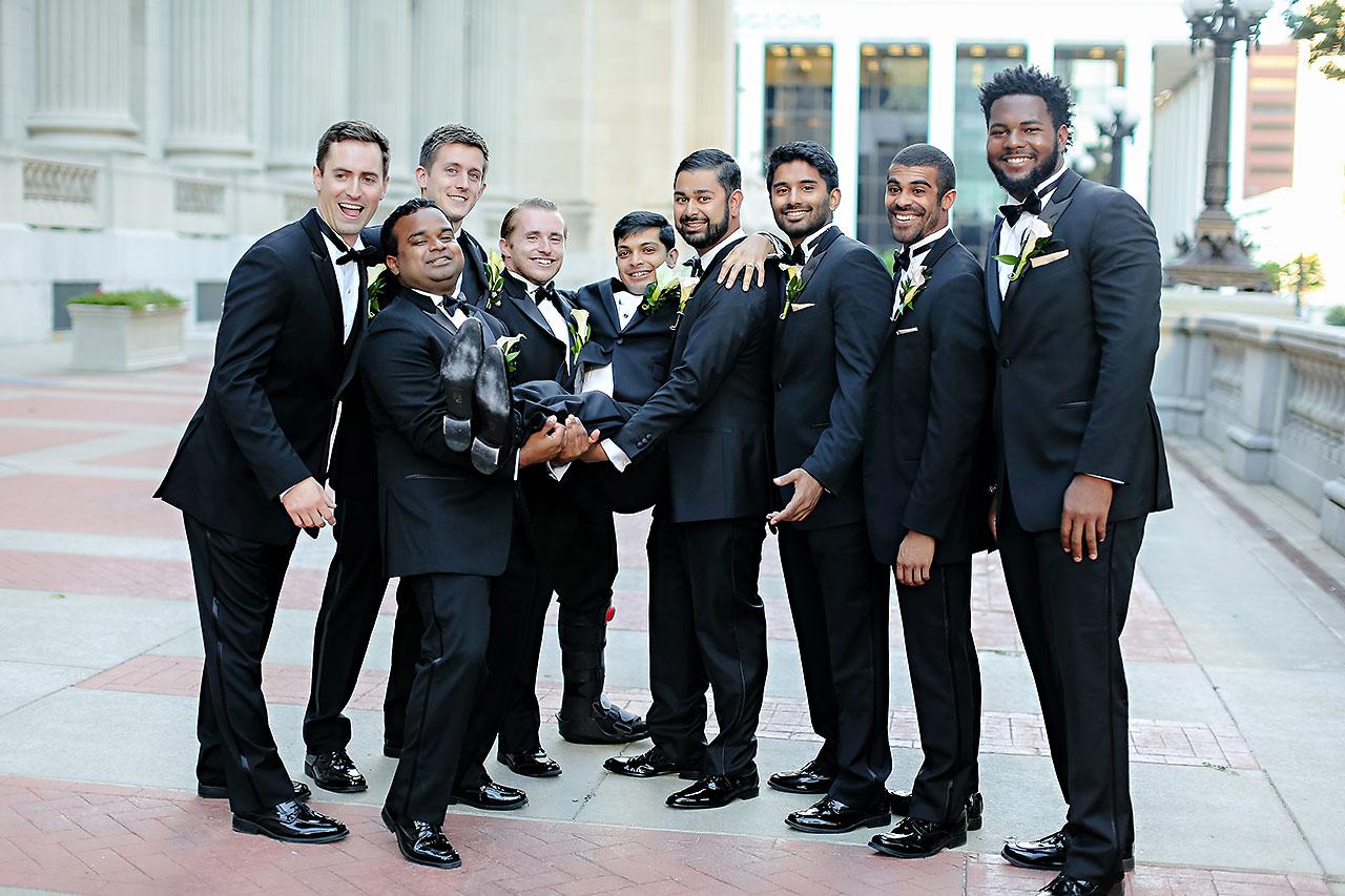 Joie Nikhil Indianapolis Christian Wedding 193
