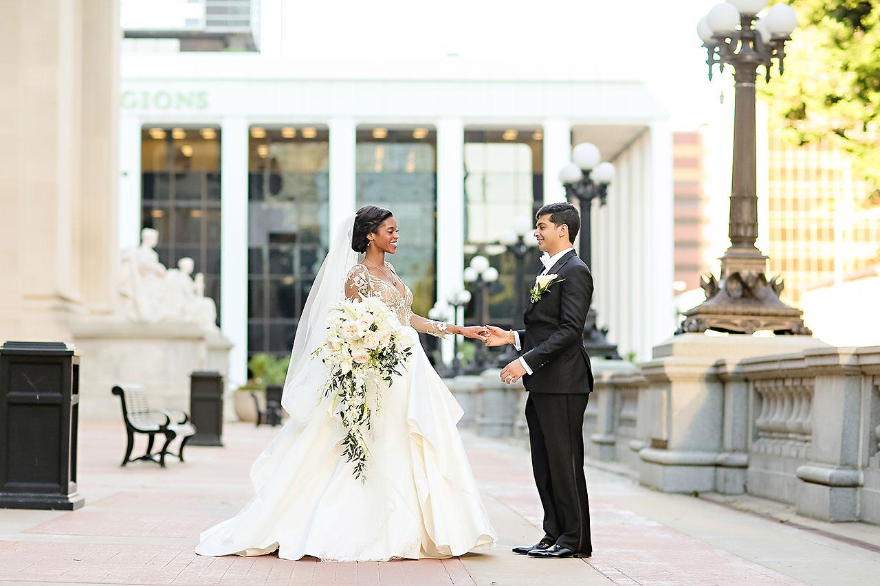 Joie Nikhil Indianapolis Christian Wedding 192