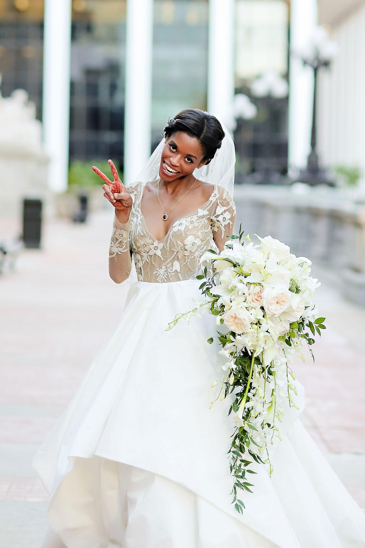 Joie Nikhil Indianapolis Christian Wedding 188