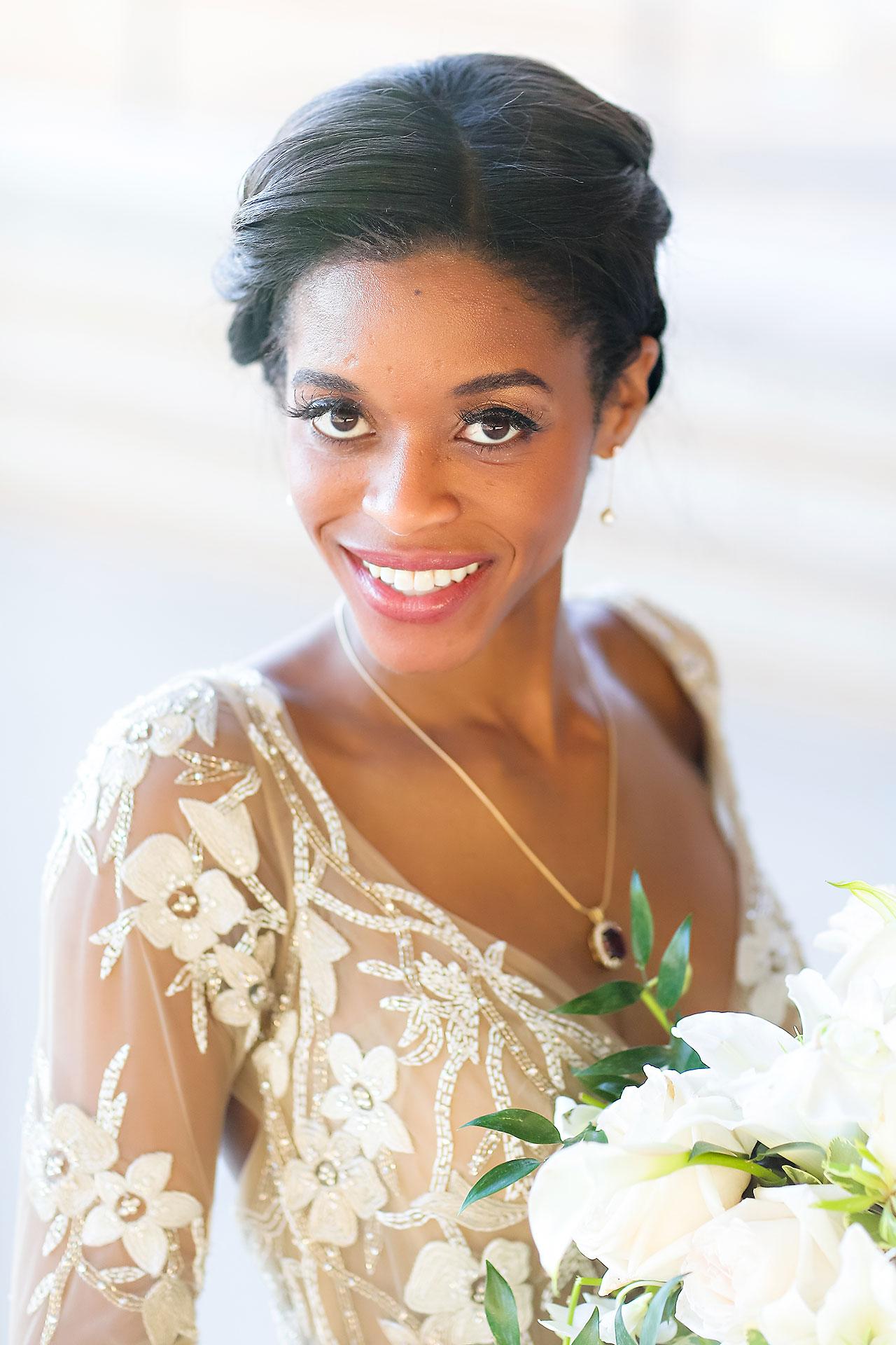 Joie Nikhil Indianapolis Christian Wedding 186