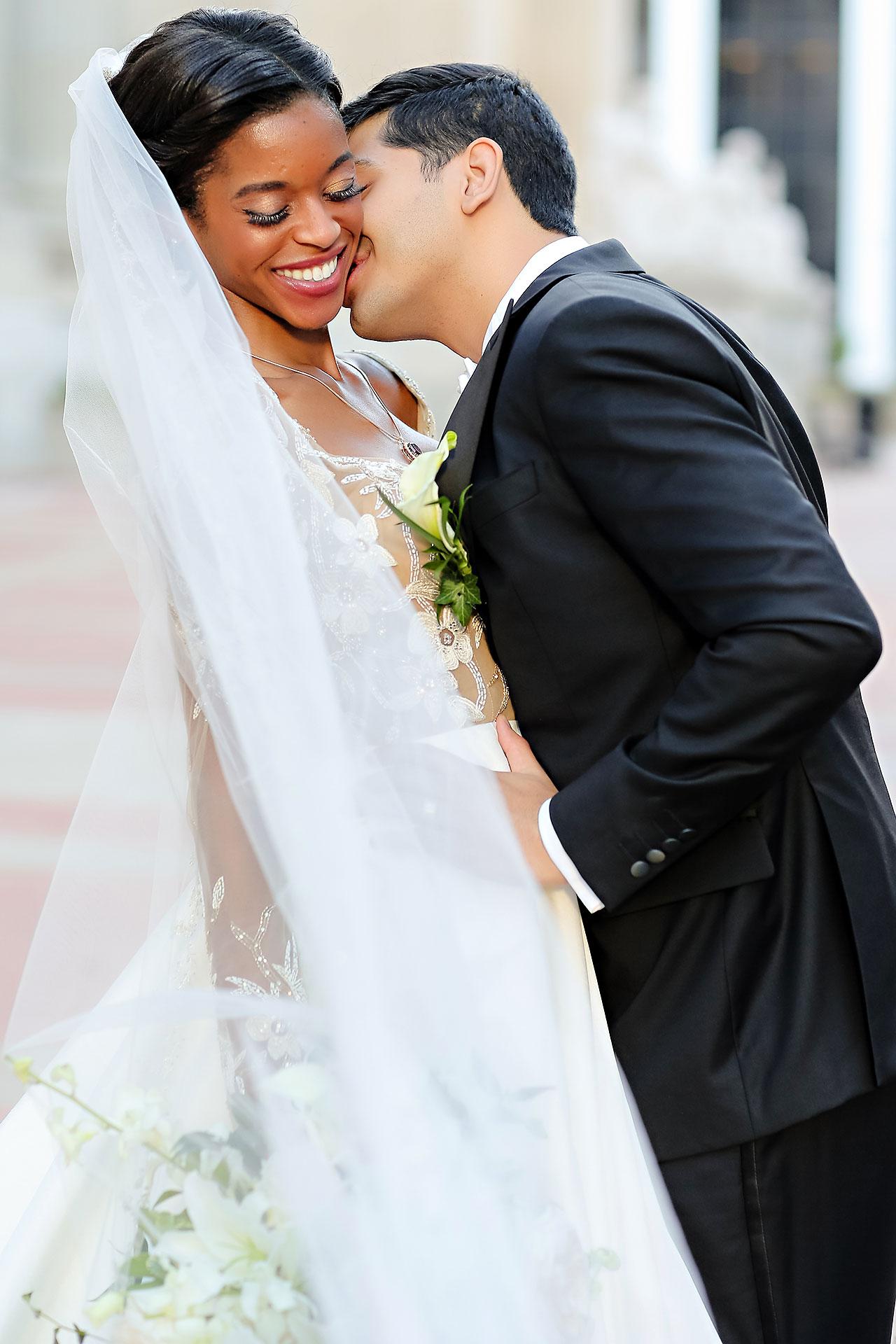 Joie Nikhil Indianapolis Christian Wedding 182