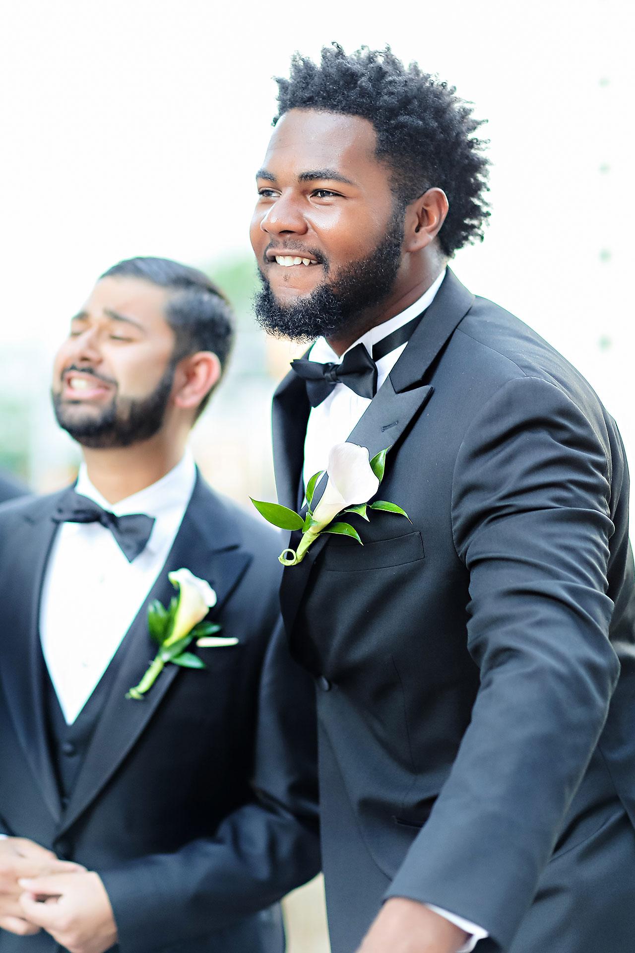Joie Nikhil Indianapolis Christian Wedding 178