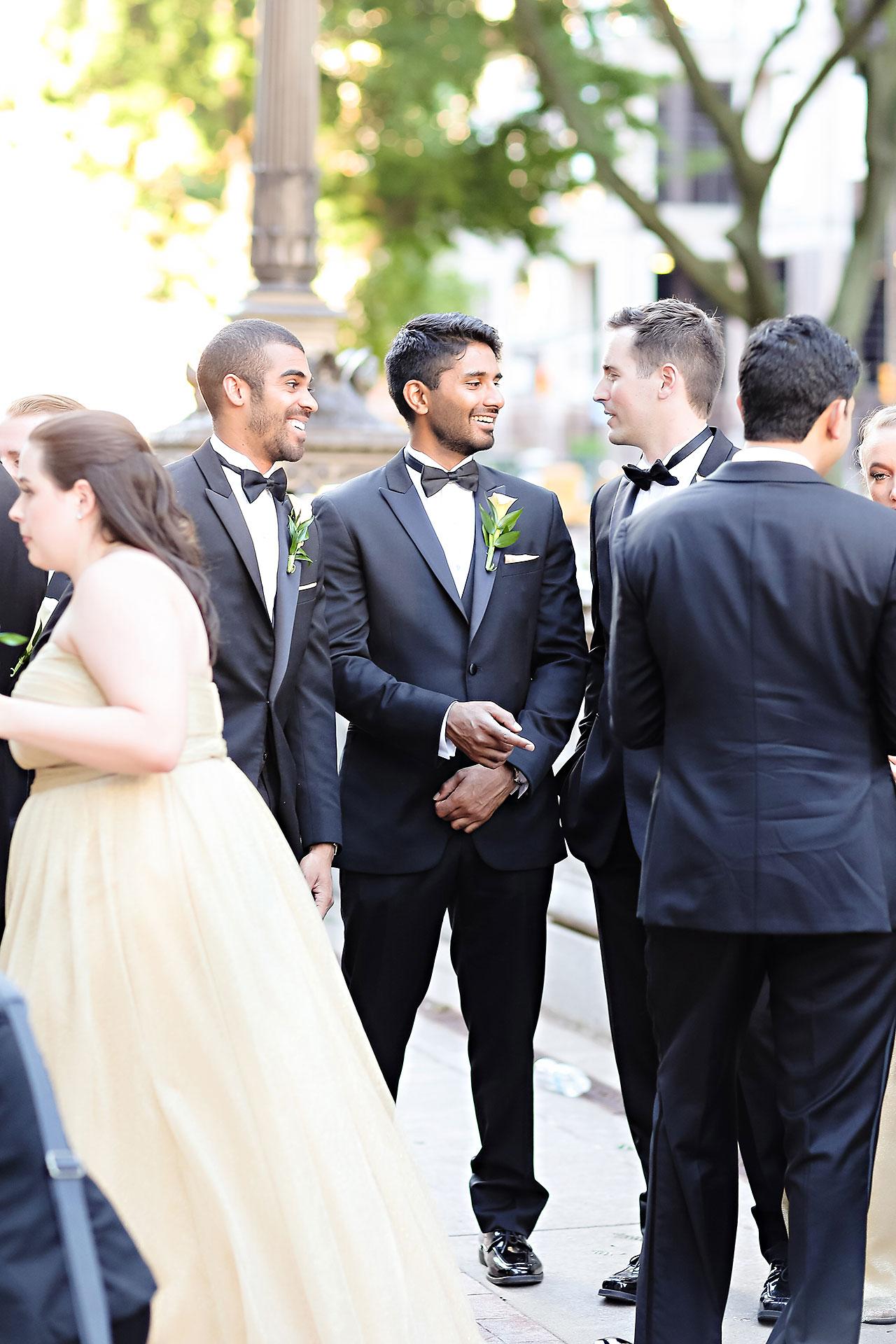 Joie Nikhil Indianapolis Christian Wedding 174
