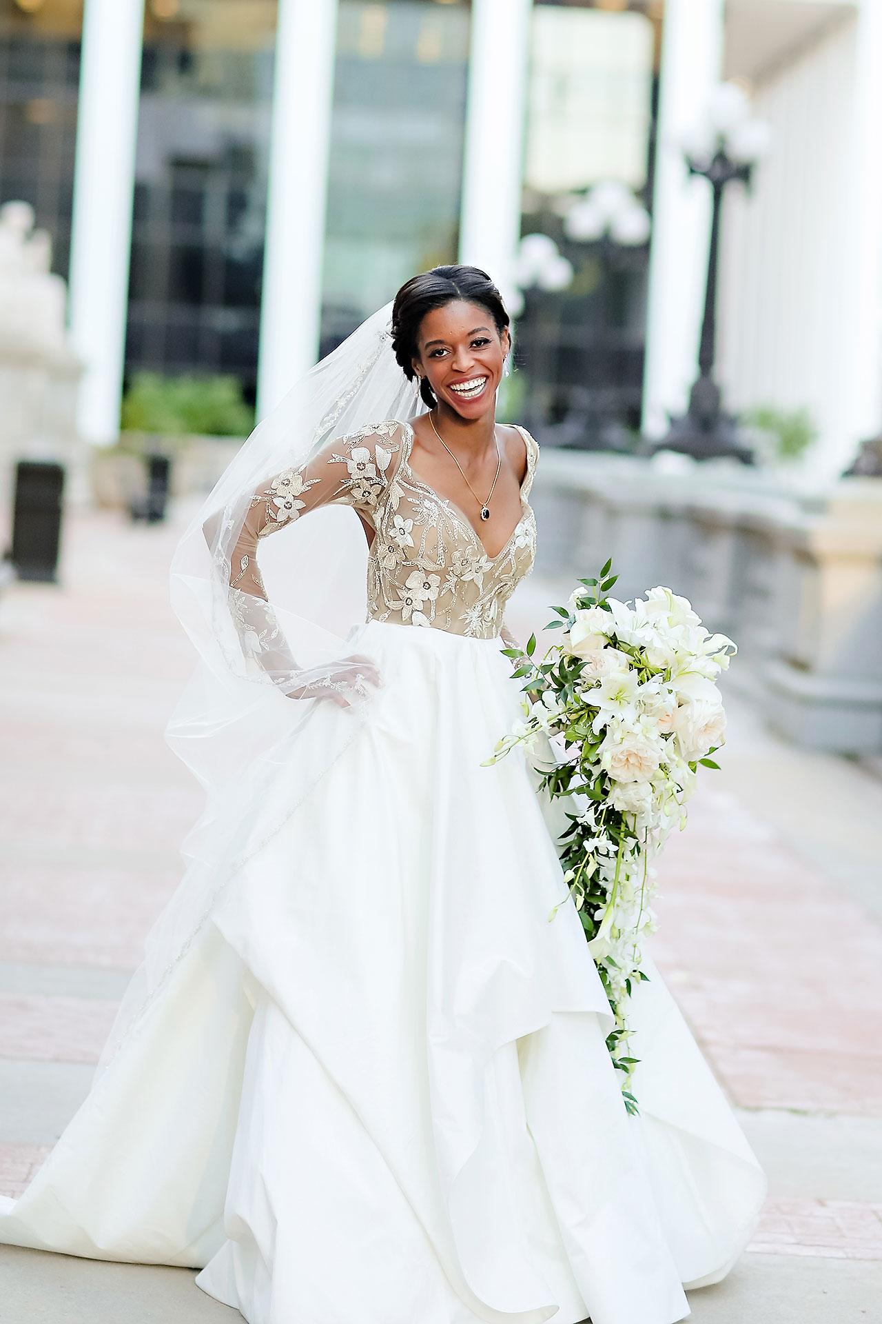 Joie Nikhil Indianapolis Christian Wedding 175