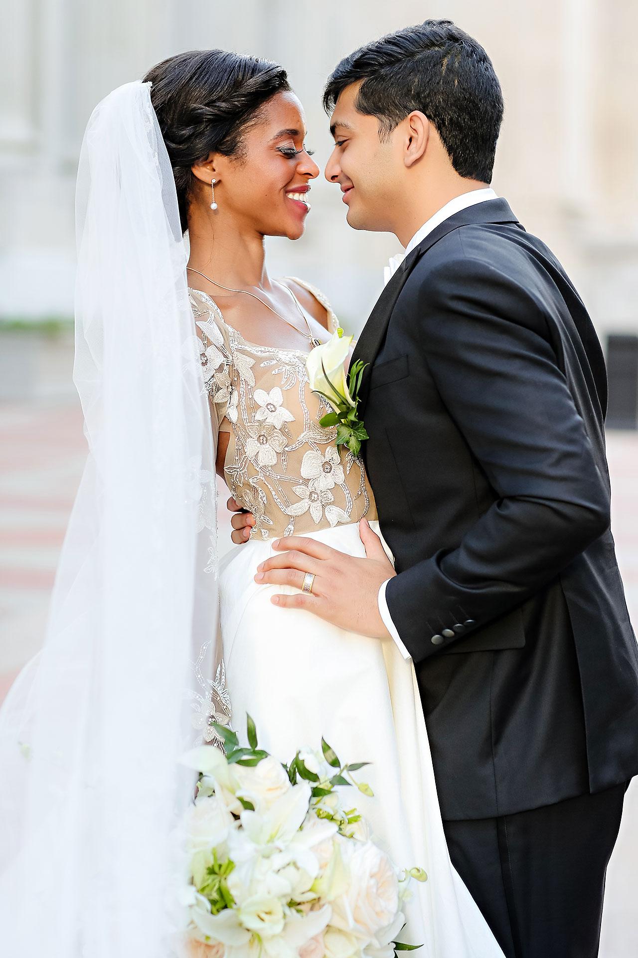 Joie Nikhil Indianapolis Christian Wedding 176