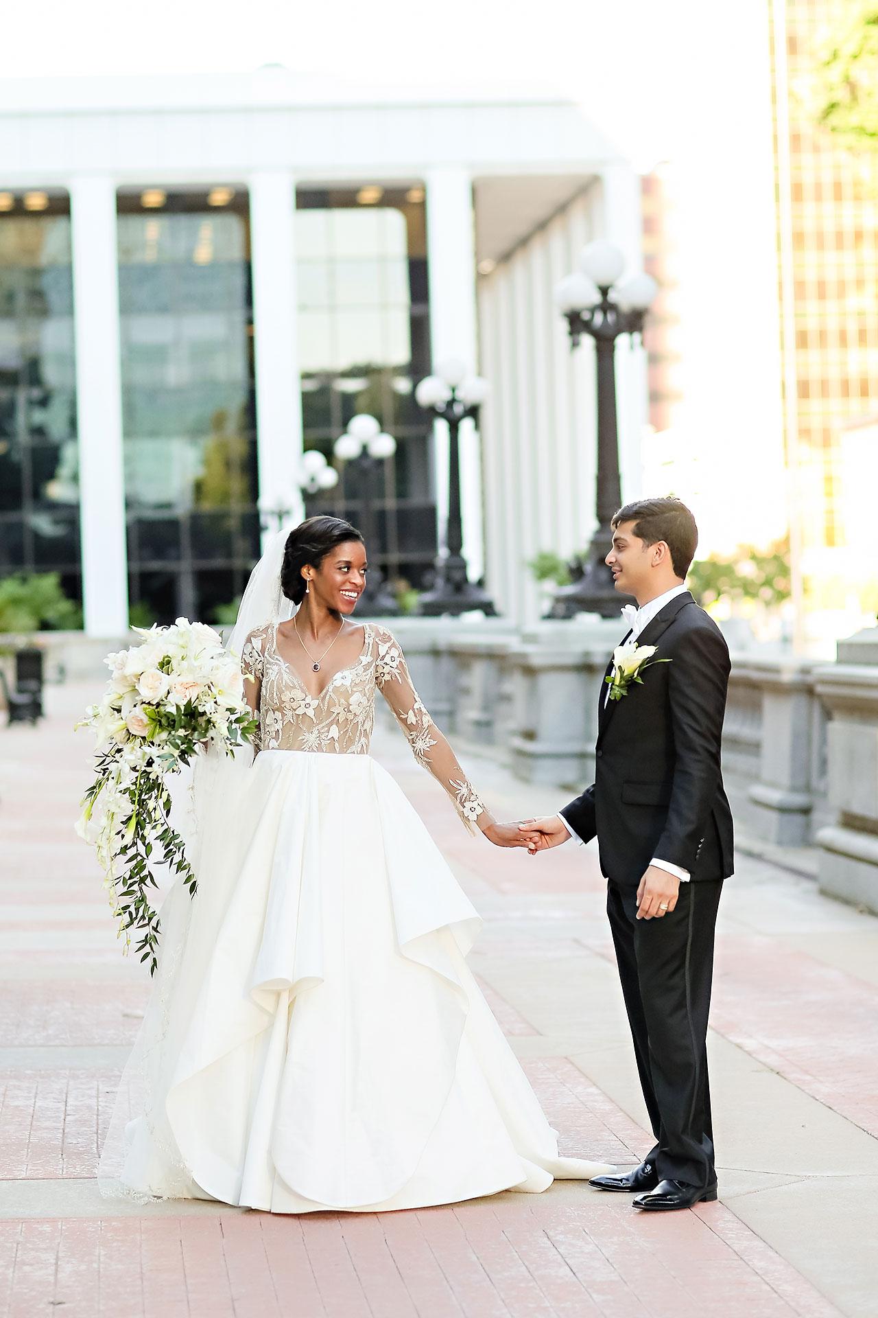 Joie Nikhil Indianapolis Christian Wedding 172