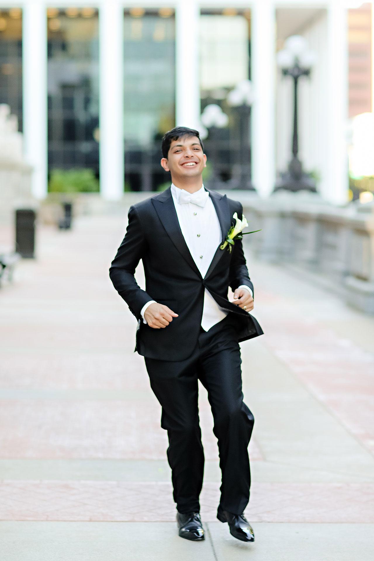 Joie Nikhil Indianapolis Christian Wedding 169
