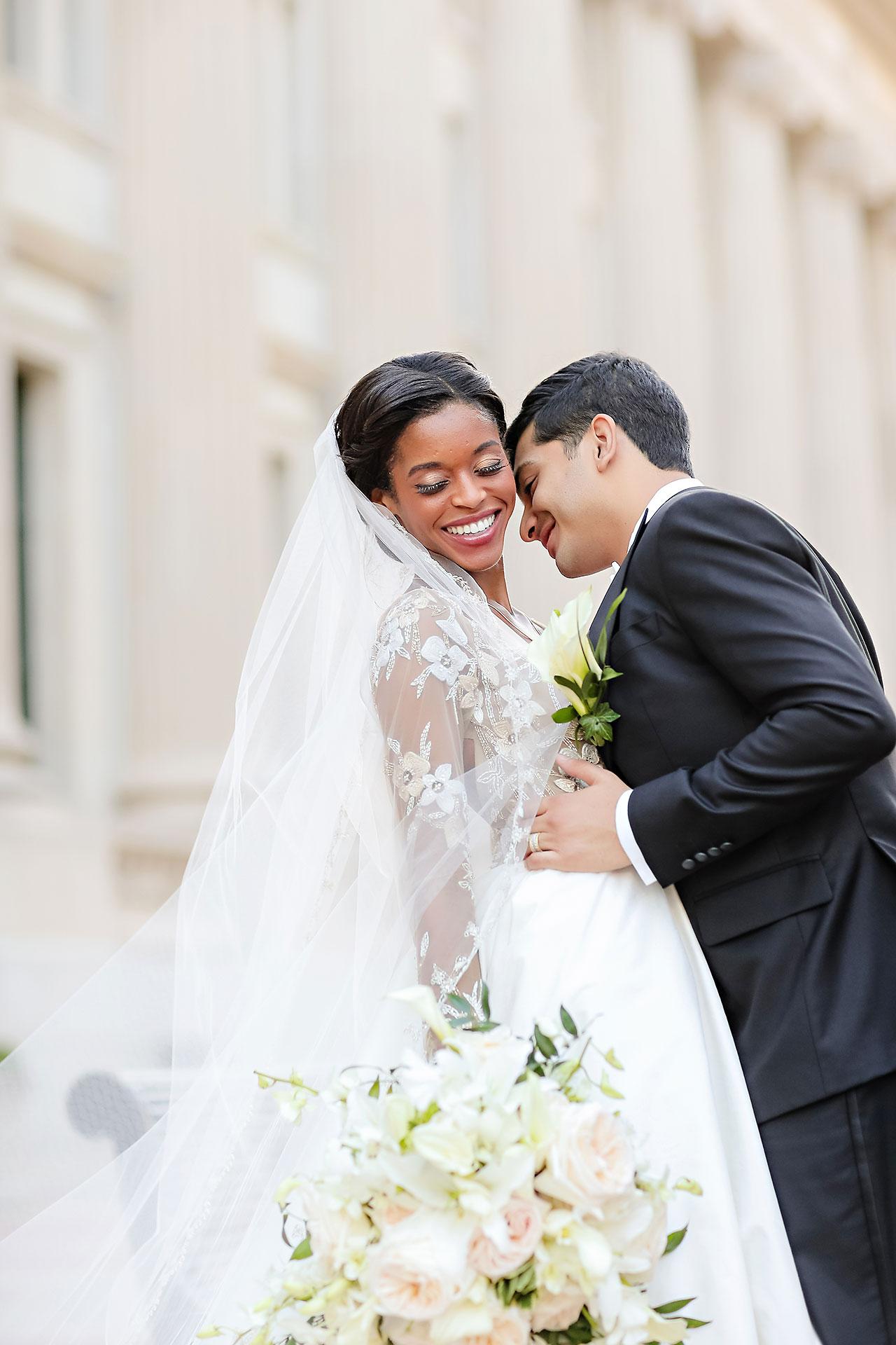 Joie Nikhil Indianapolis Christian Wedding 170