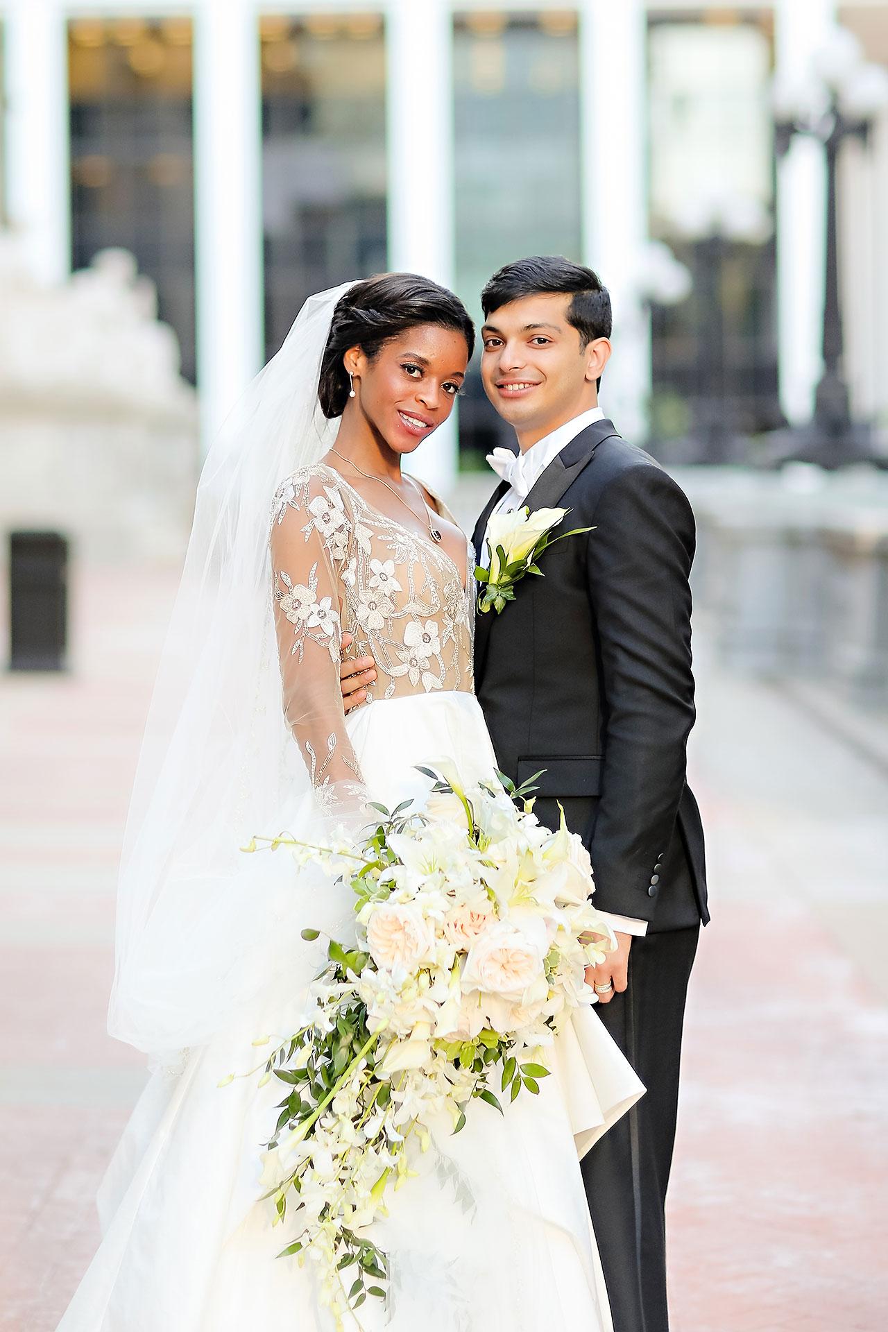 Joie Nikhil Indianapolis Christian Wedding 166
